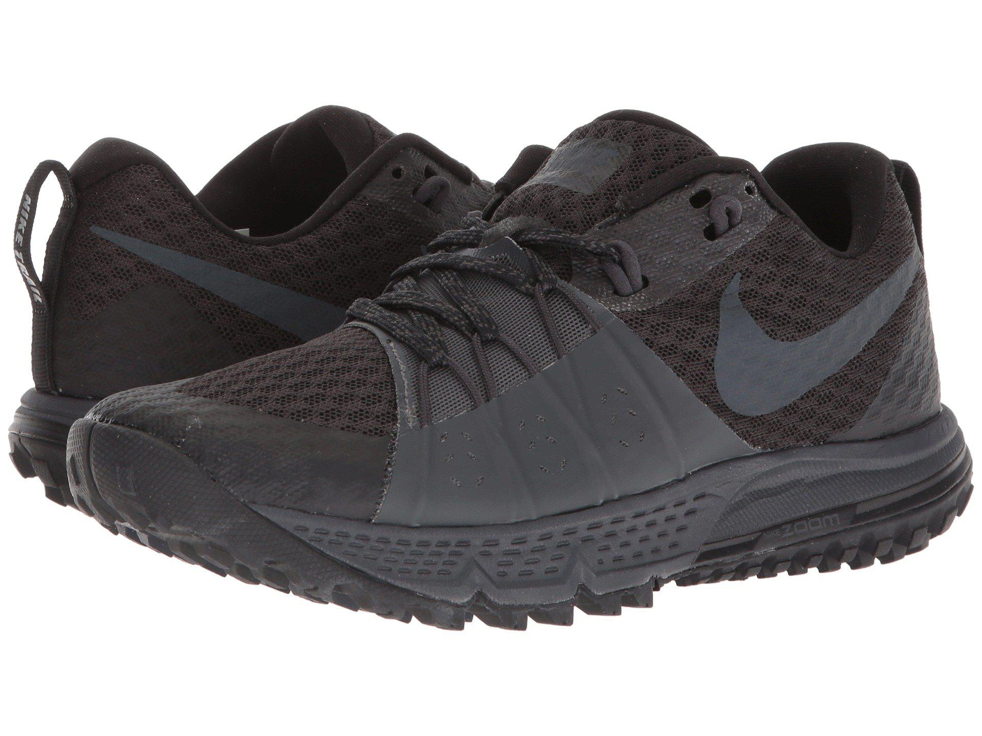 Lyst - Nike Air Zoom Wildhorse 4 (black anthracite anthracite ... 55b43e340c