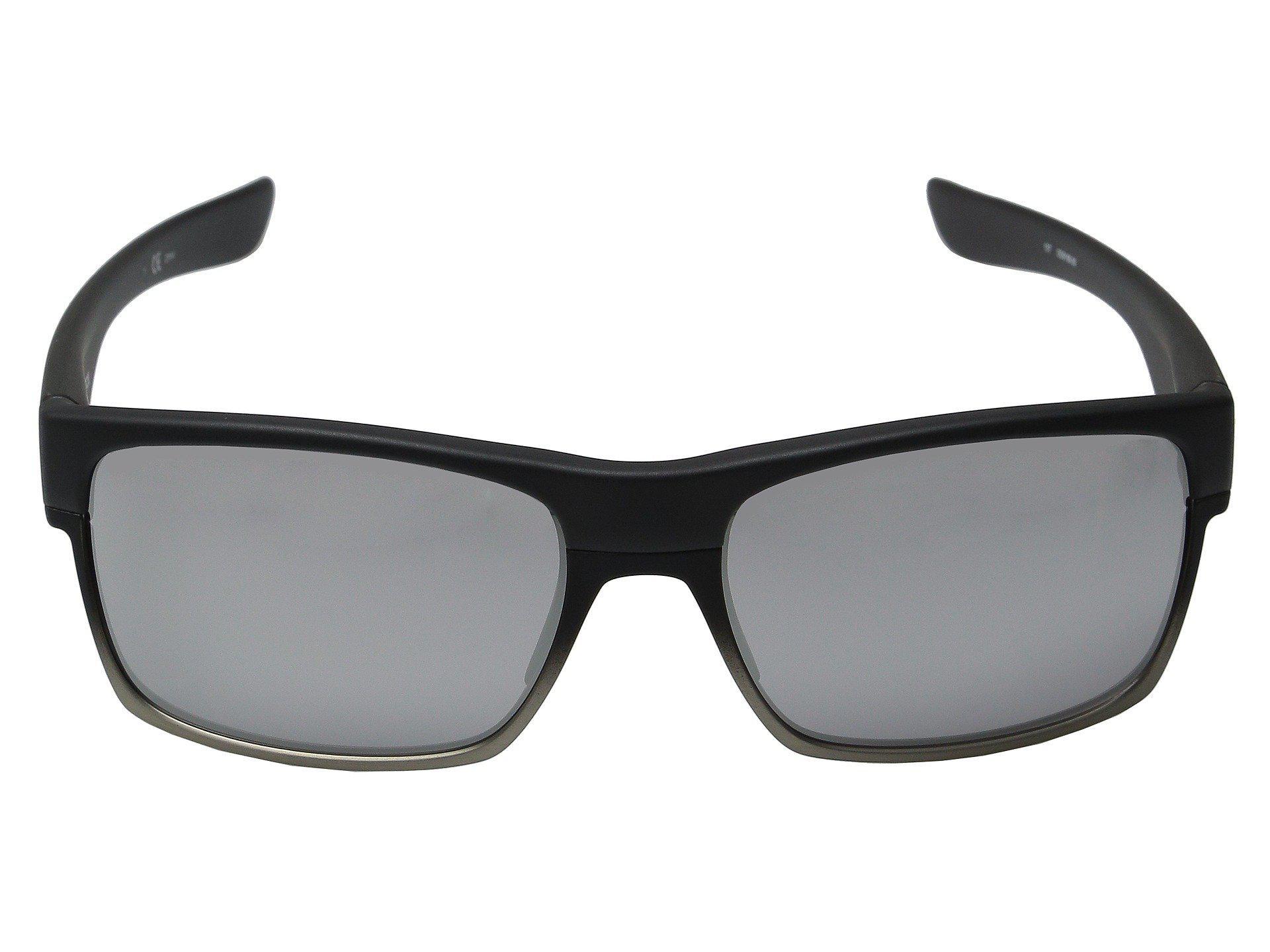 55992d79cf Oakley - Two Face (matte Black grey Polarized) Sport Sunglasses for Men -.  View fullscreen