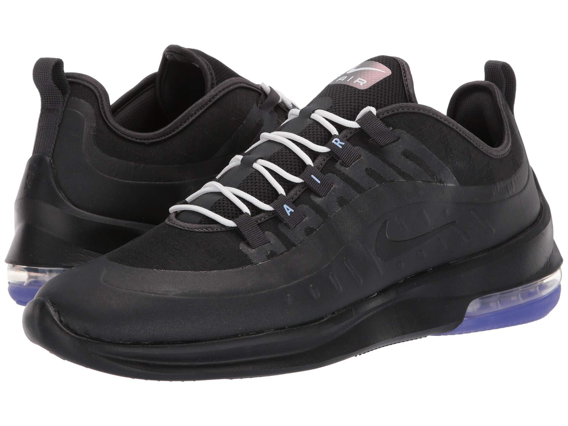 8c6b83e37e6ba Lyst - Nike Air Max Axis Premium (black black anthracite space ...