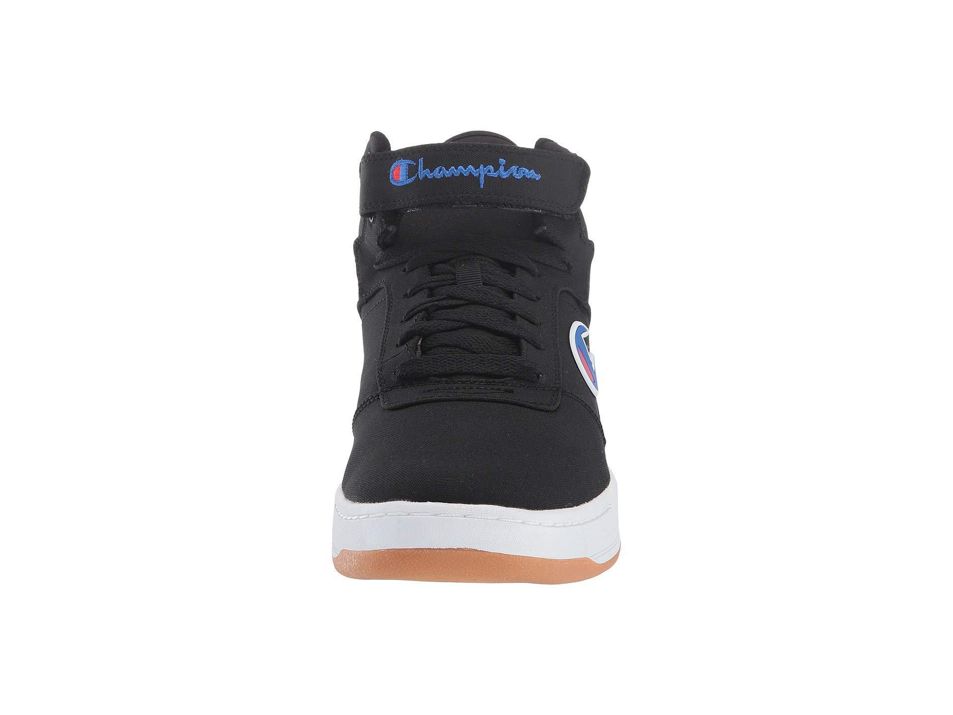 90c54f45dc929 Champion - Black Super C Court Mid Cvs (red) Men s Classic Shoes for Men.  View fullscreen