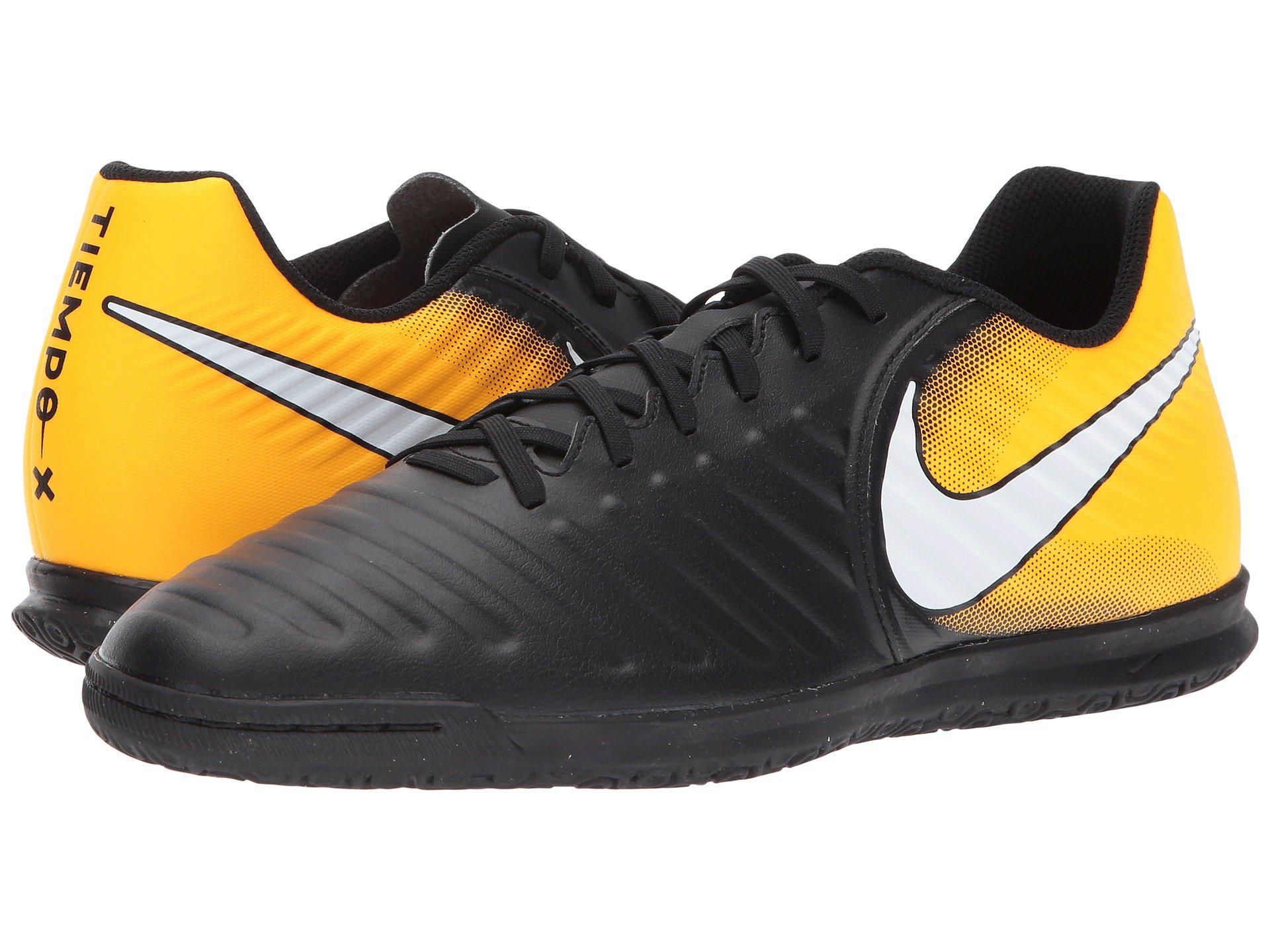 Nike. Men's Black Tiempox Rio Iv Ic