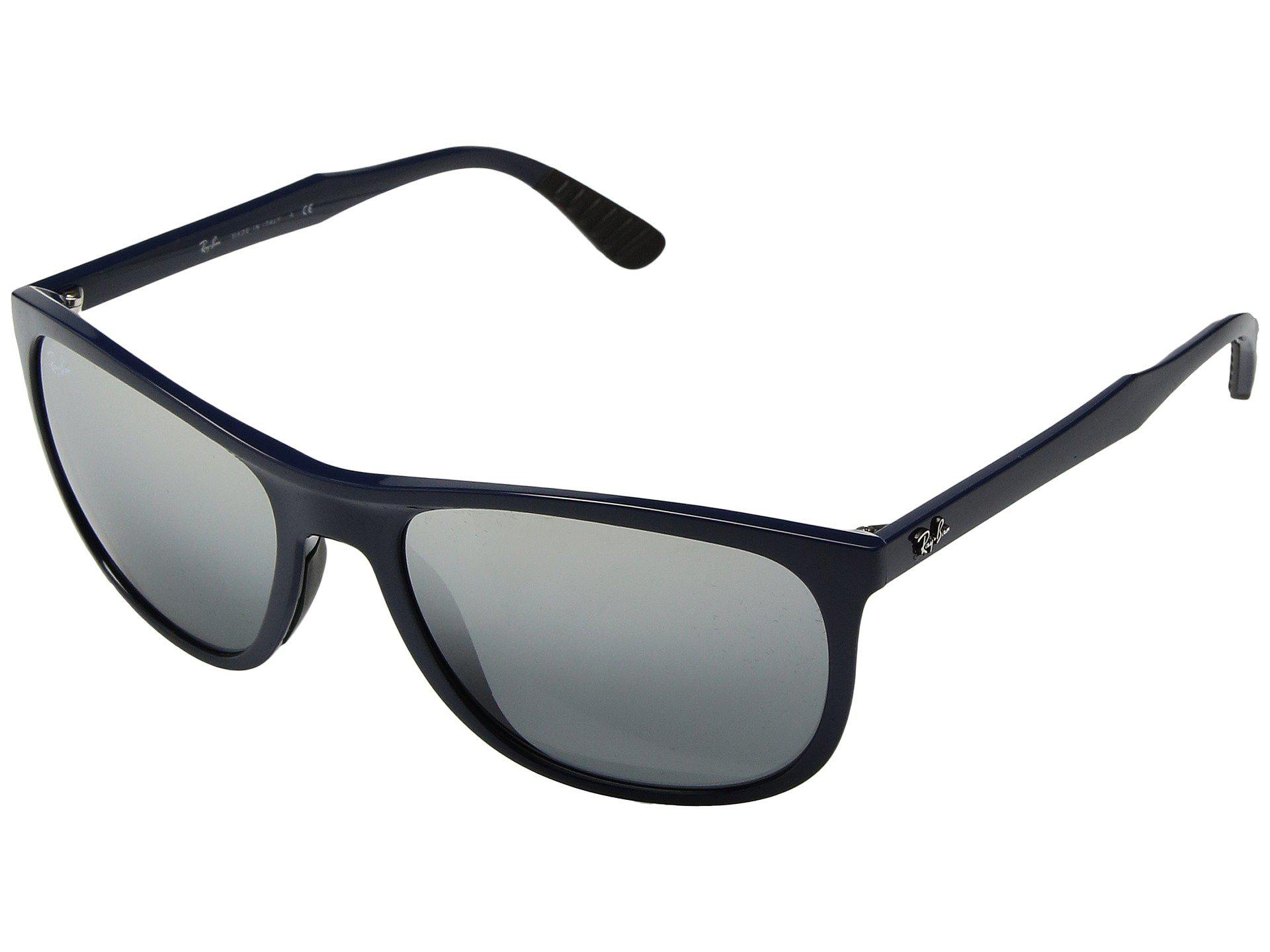 7396a077d01 Lyst - Ray-Ban Rb4291 58mm in Blue for Men
