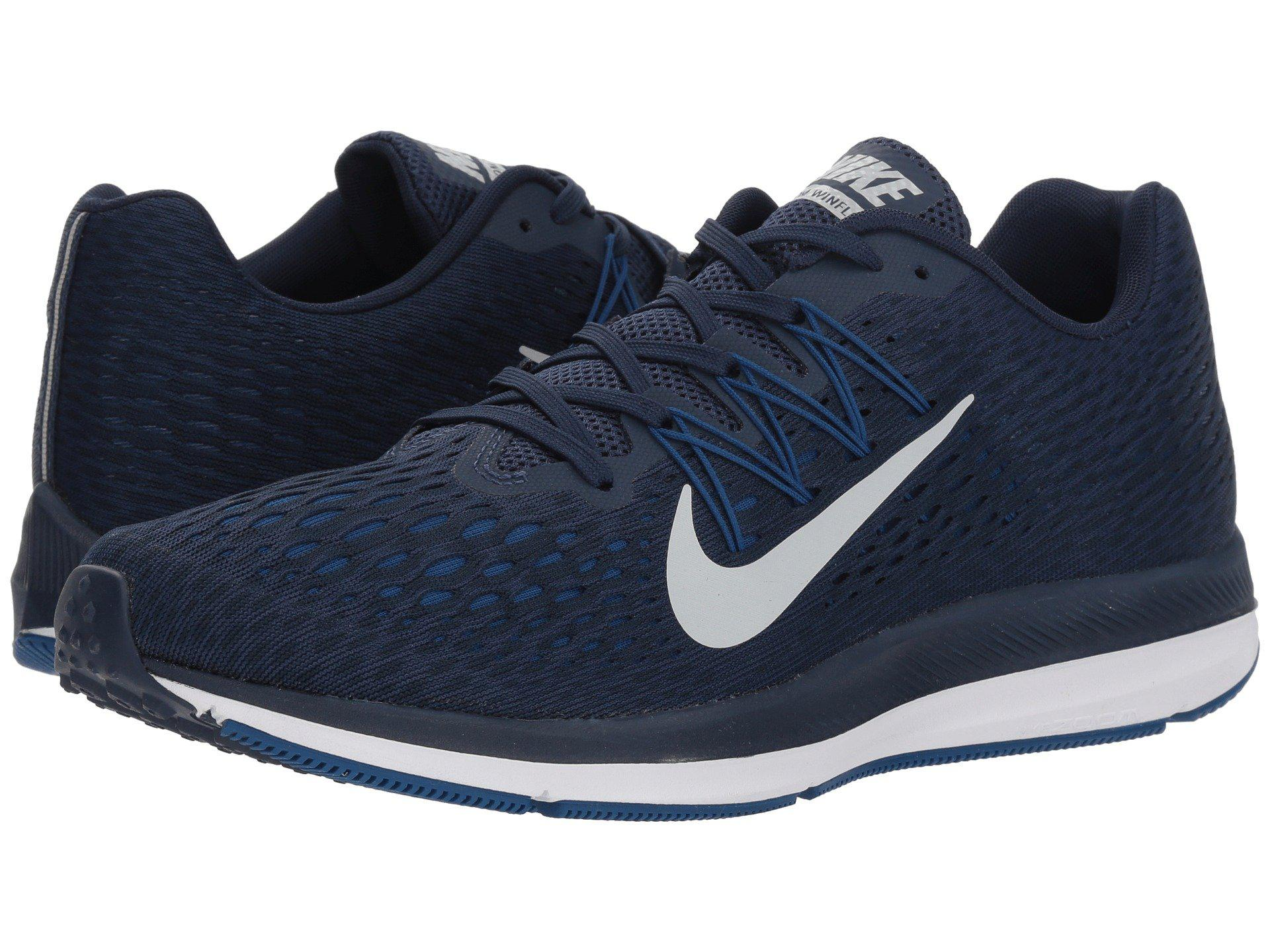 497e9b6ead42 germany nike air zoom winflo 5 midnight navy pure platinum mens running  shoes cdf47 0e05b  official store nike. blue air zoom winflo 15b09 a1b9e