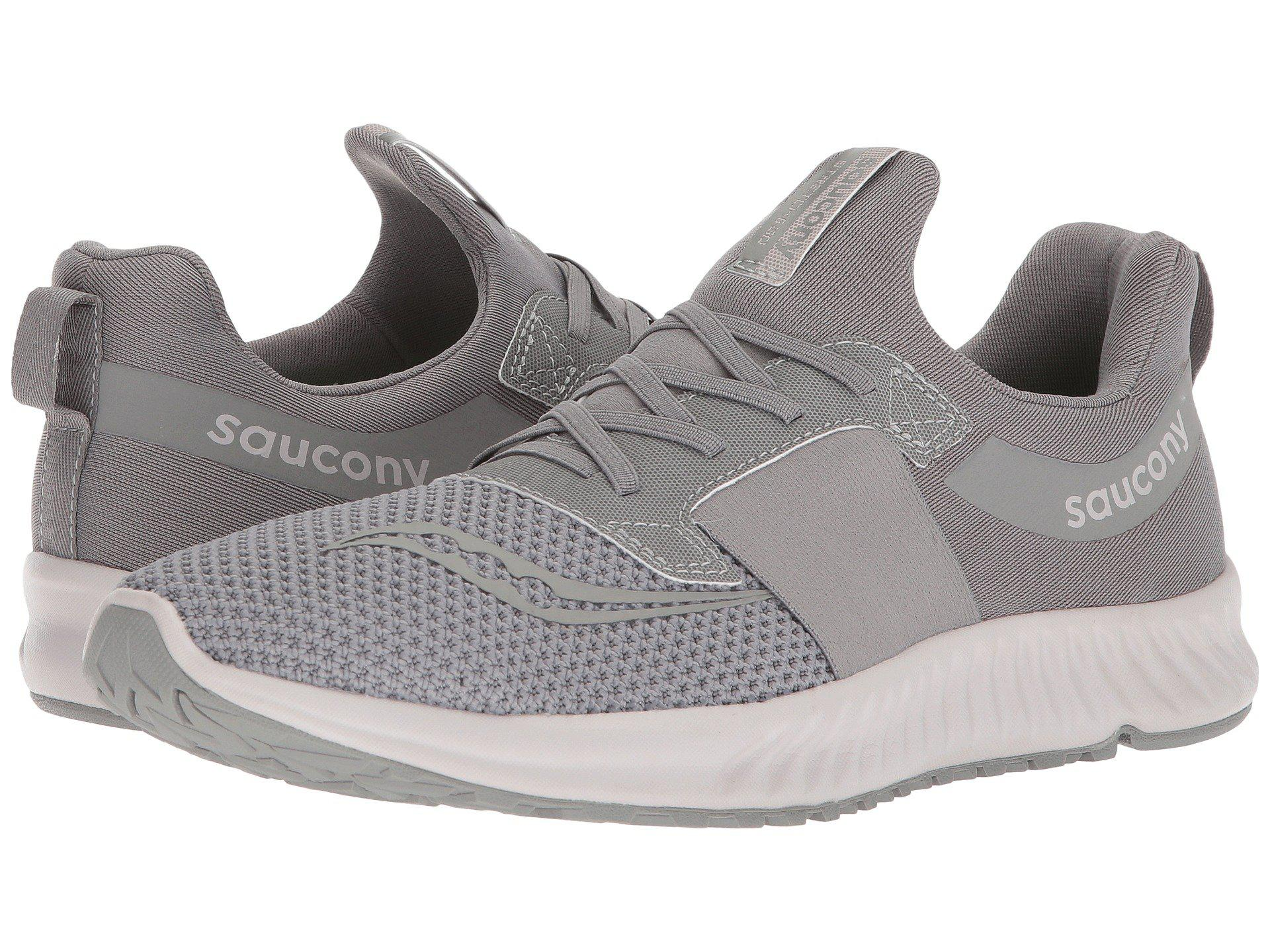 1f260a54aeb Saucony - Gray Stretch Go Breeze (navy) Men s Running Shoes for Men - Lyst.  View fullscreen