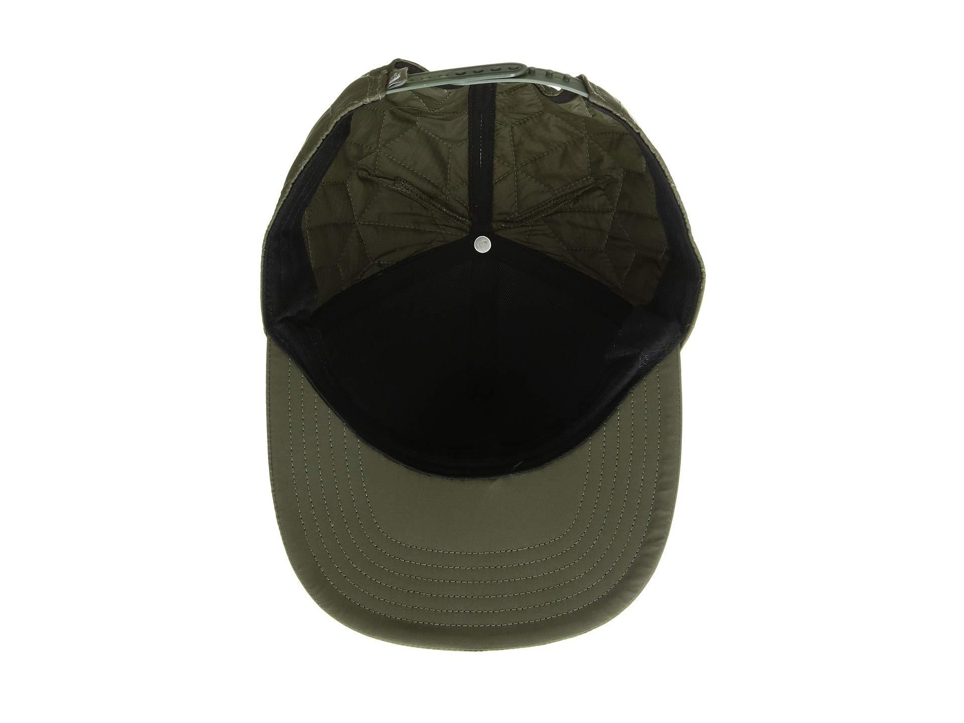 3e999d50b Lyst - The North Face Quilted Cap (urban Navy) Caps in Green for Men