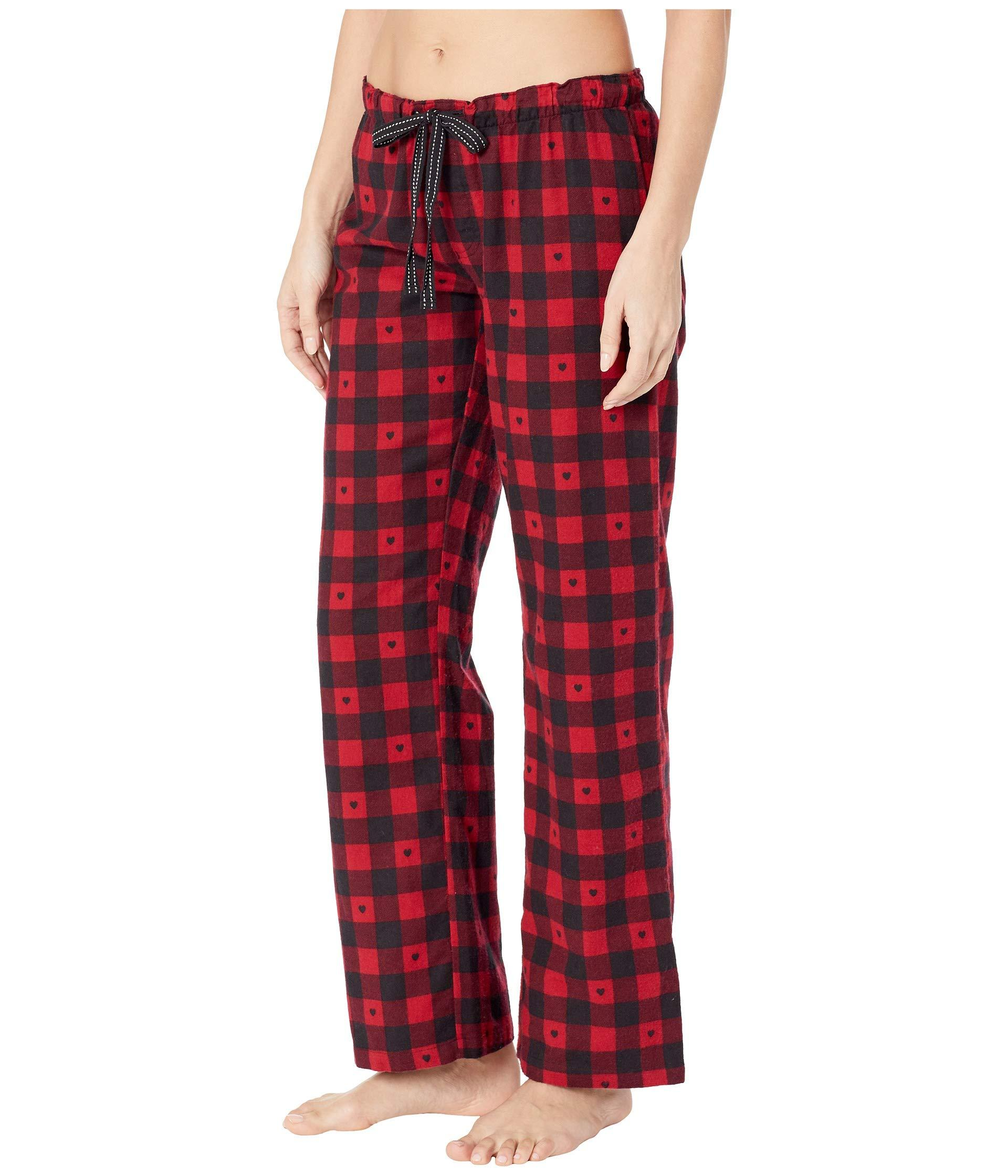 66489b2b955 Lyst - Pj Salvage True Love Heart Pants (red) Women s Pajama in Red - Save  26%