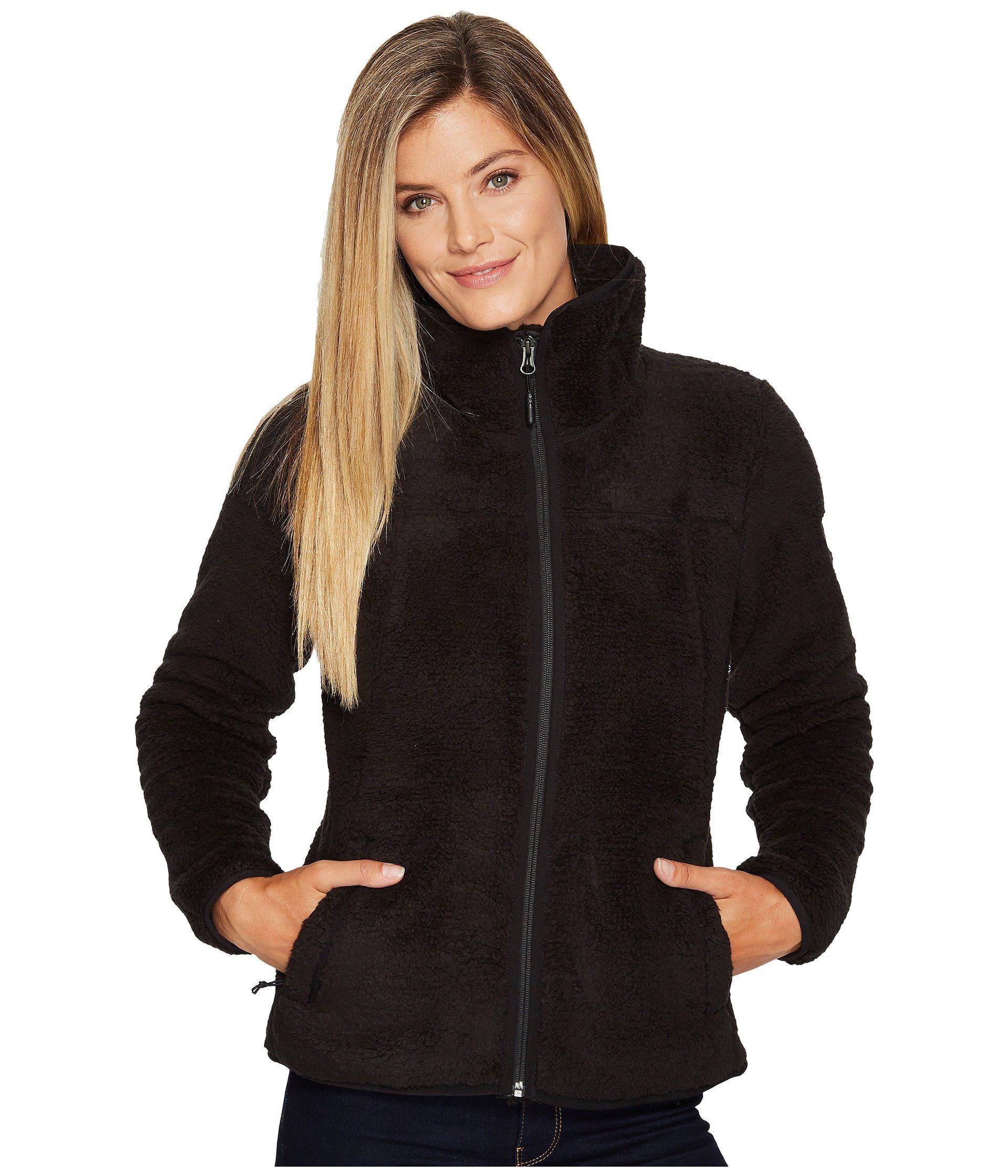 7a5cc906d8f The North Face. Campshire Full Zip (tnf Black) Women s Sweatshirt