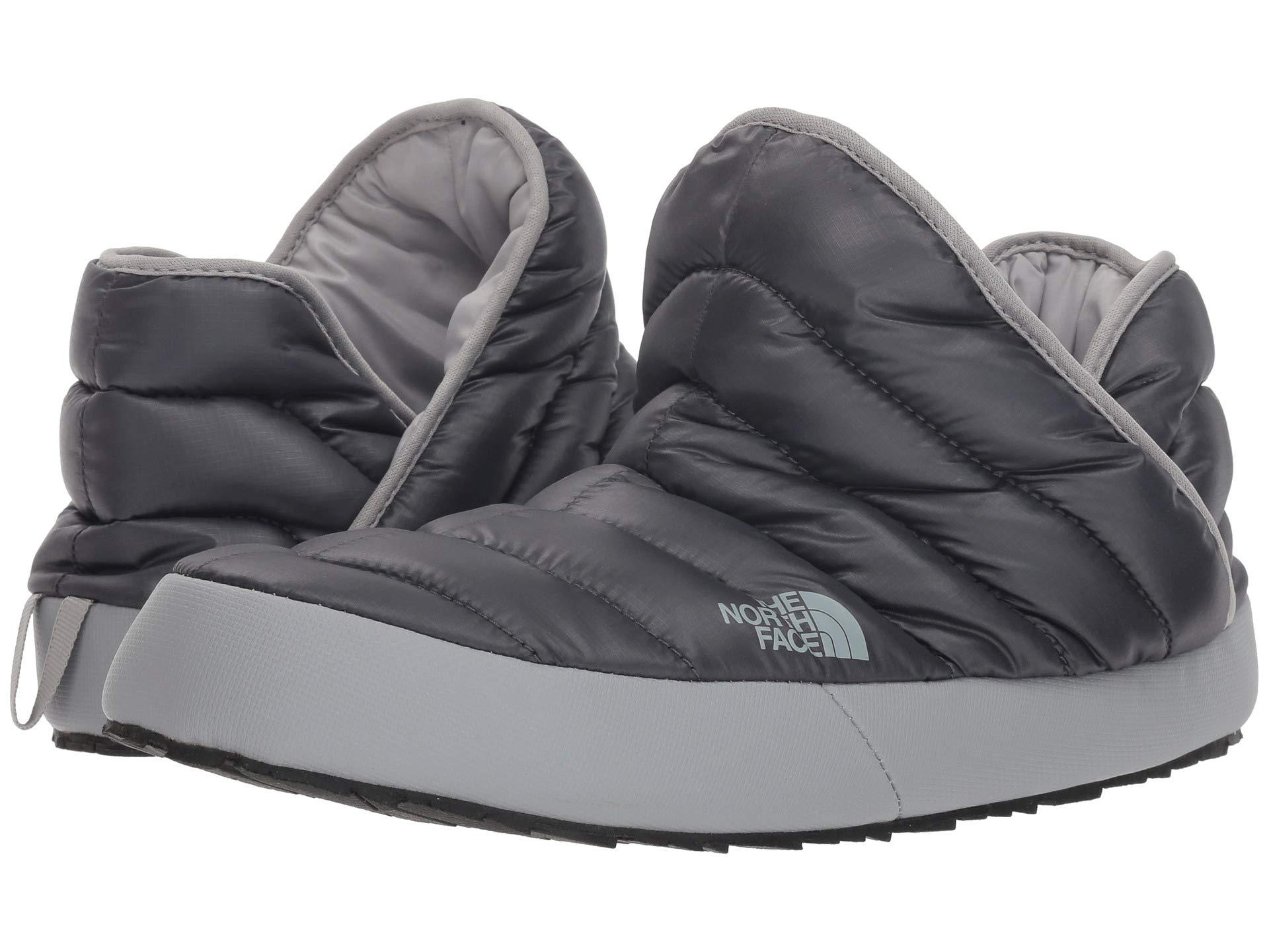 62267c903 The North Face Thermoballtm Traction Bootie (shiny Blackened Pearl ...