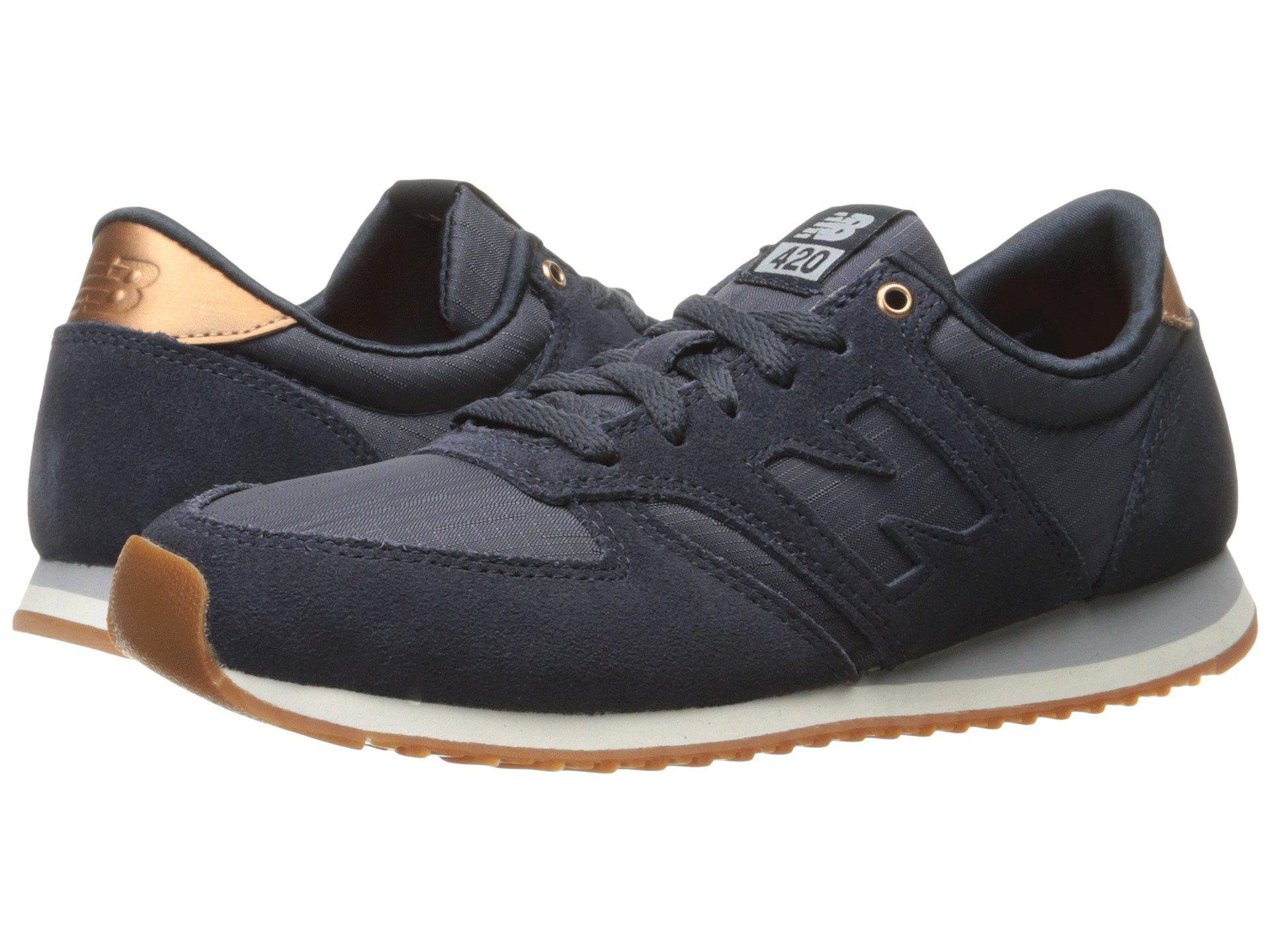 Lyst New Balance Wl420 in Blue for Men