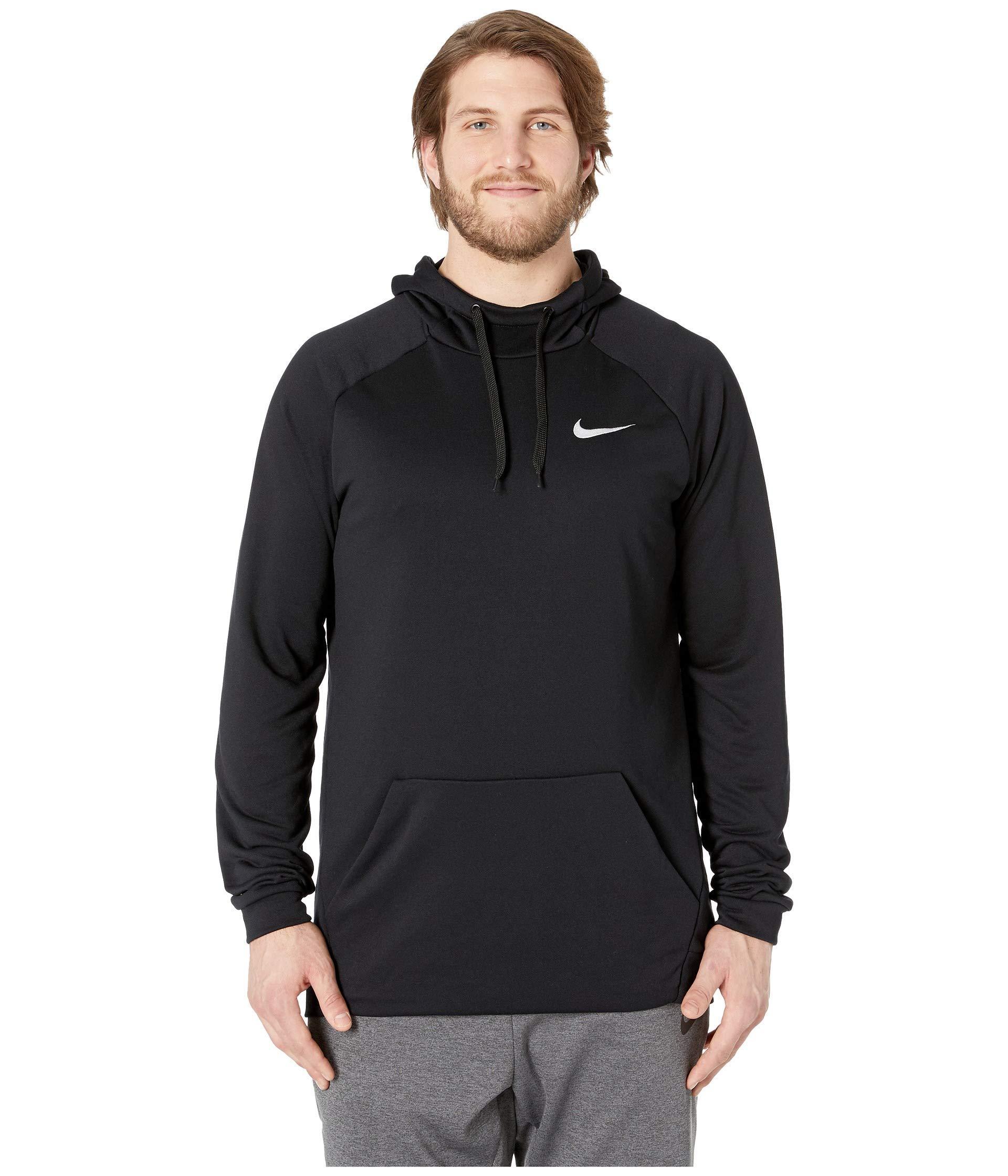 35281d66fa Lyst - Nike Big Tall Dry Hoodie Pullover Fleece (black white) Men s ...