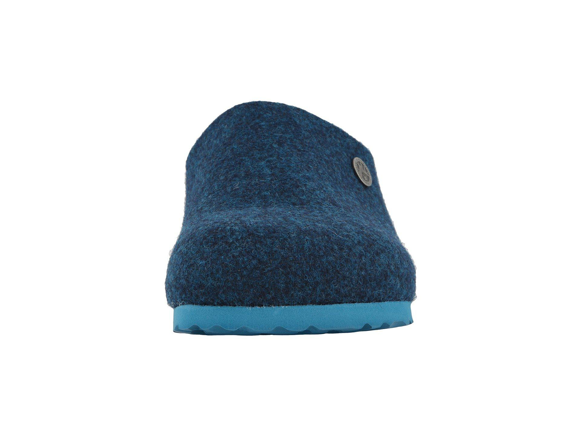 4d93686f425 Lyst - Birkenstock Kaprun Wool (doubleface Fuchsia Wool happy Lamb ...