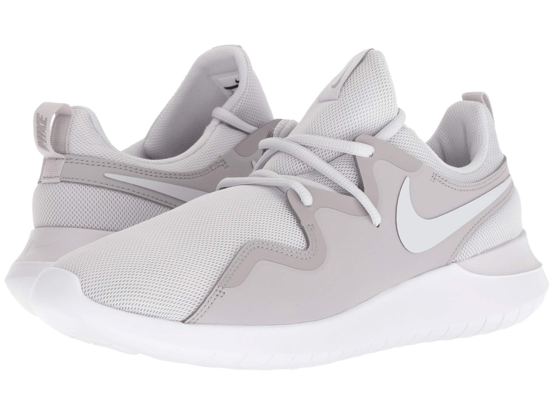 super popular 3ec46 e64fd Nike Tessen (vast Grey/vast Grey/atmosphere Grey) Men's Running ...