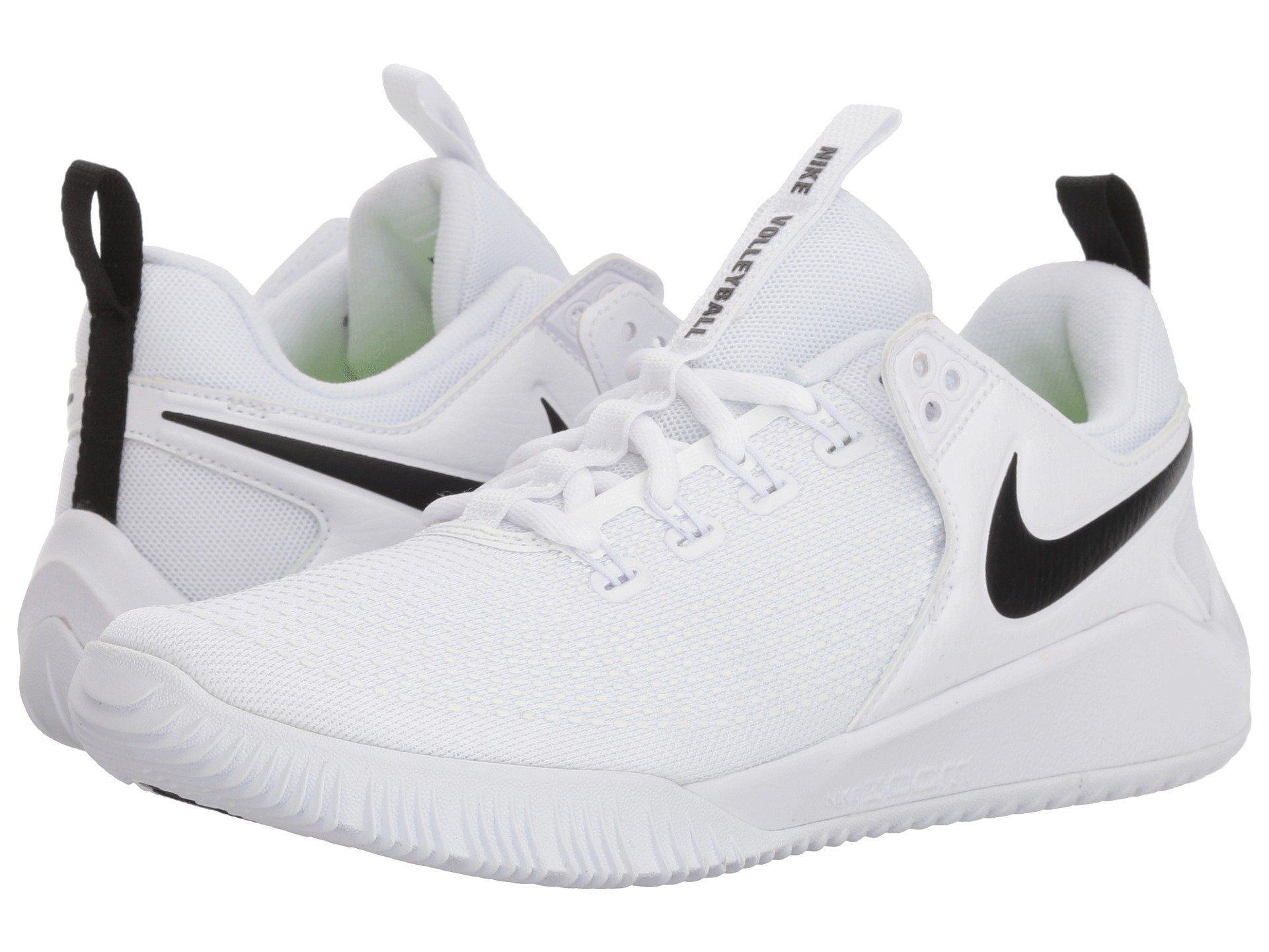 edb5368d4308 Lyst - Nike Zoom Hyperace 2 (white black) Women s Cross Training ...