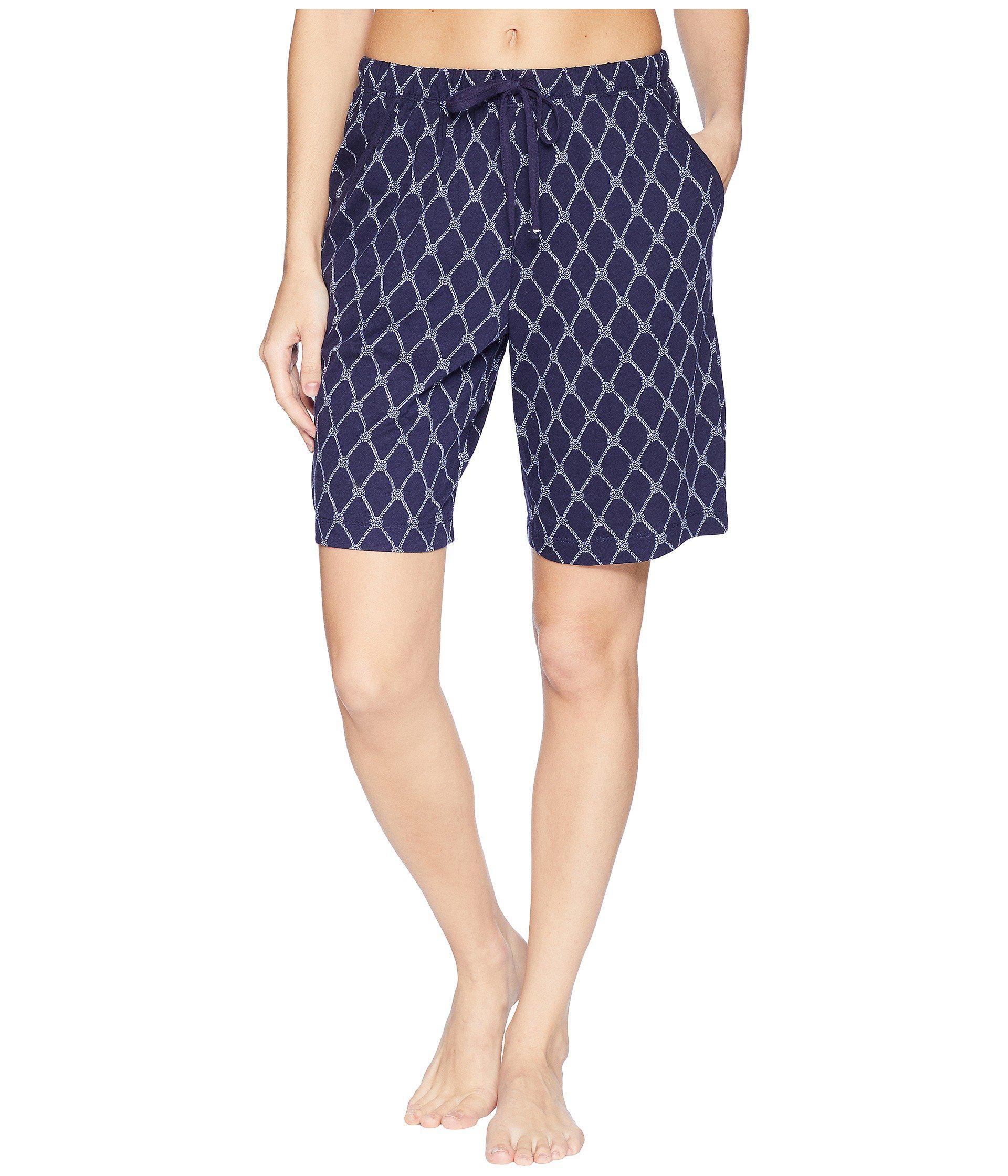 e596e608cc Nautica - Blue Bermuda Shorts for Men - Lyst. View fullscreen