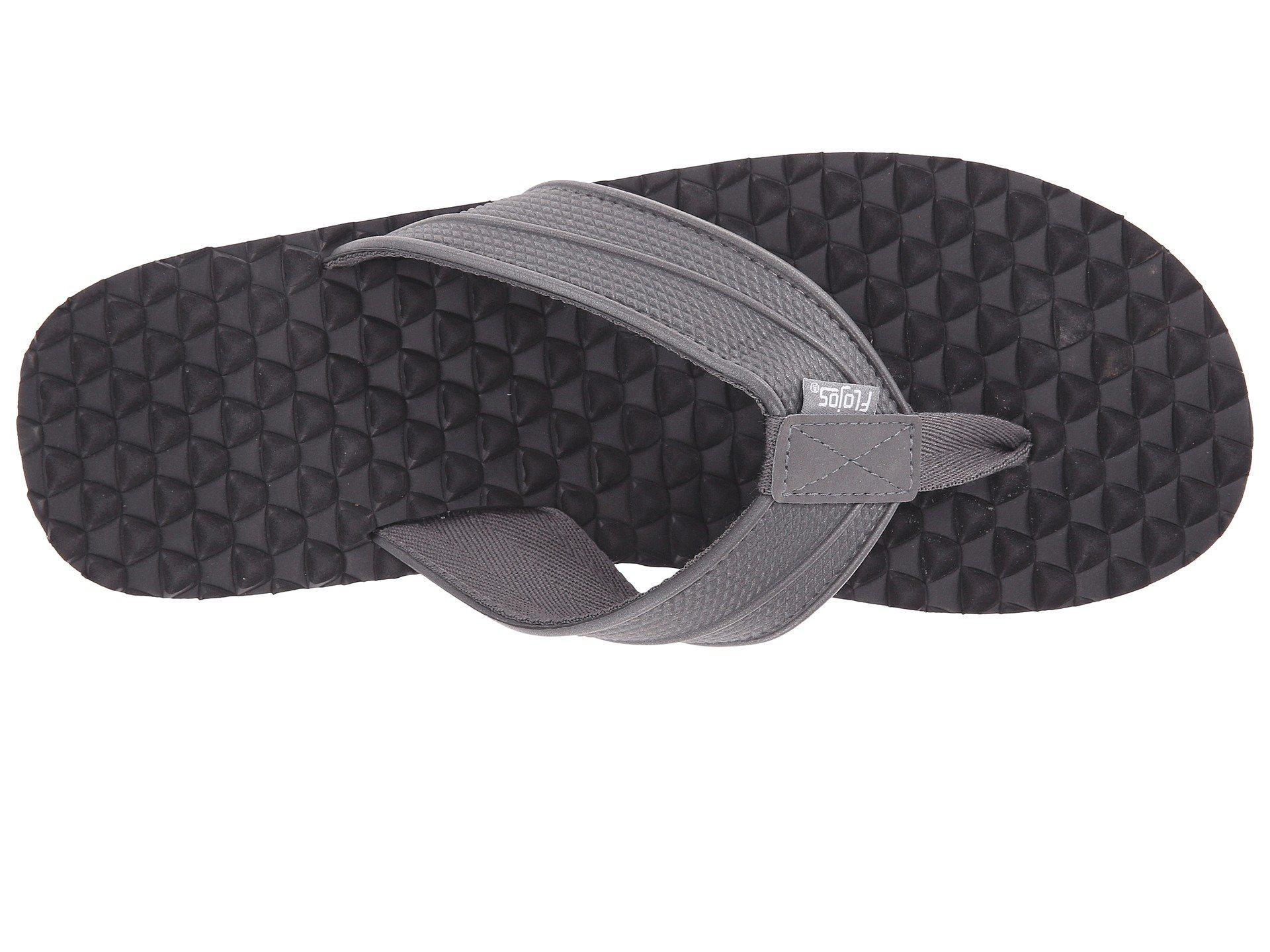 6b222ad33312 Flojos - Badlands (black light Gray) Men s Sandals for Men - Lyst. View  fullscreen