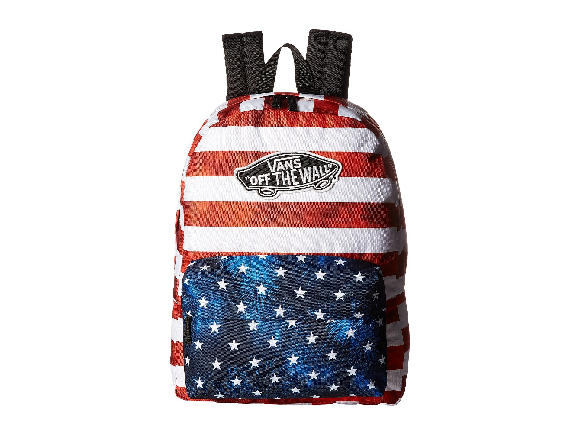 15c7a4712c Lyst - Vans Realm Backpack