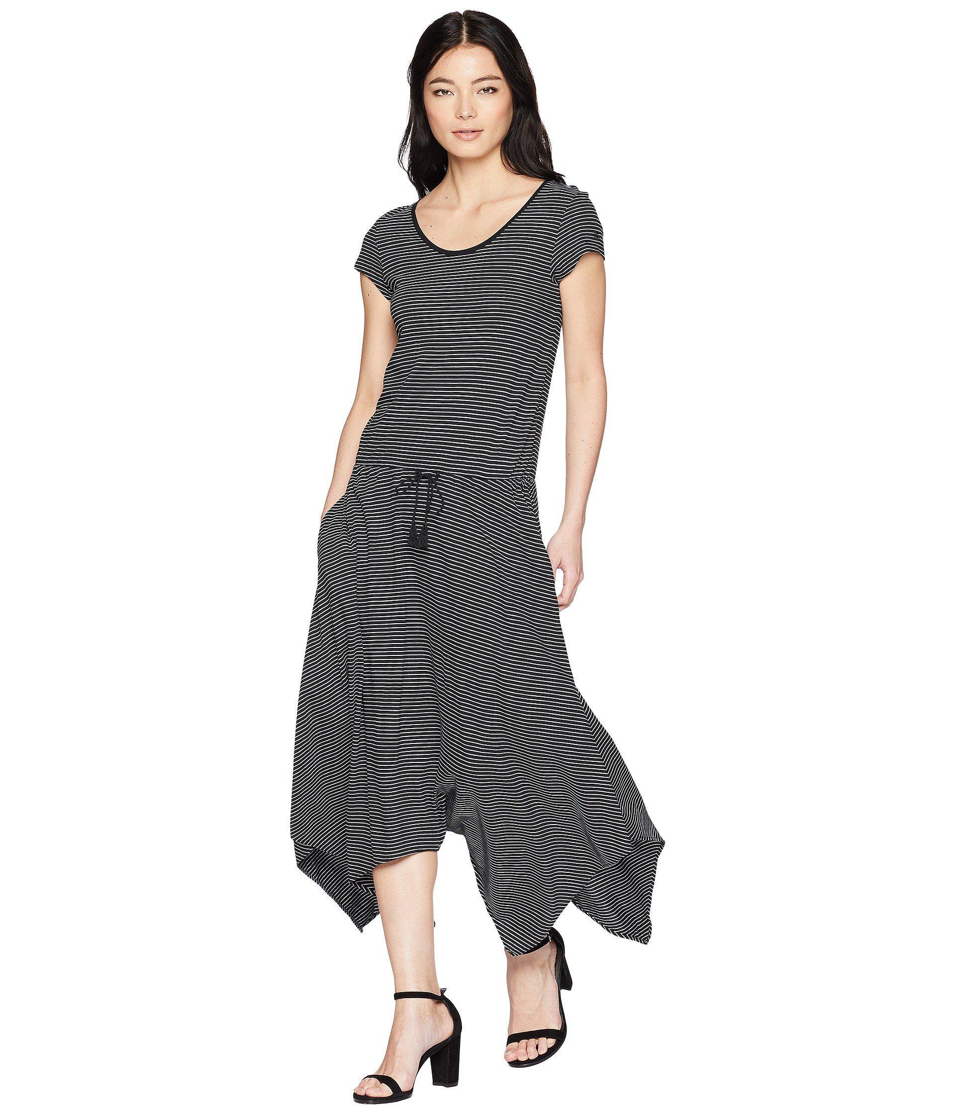 Lyst - Lauren By Ralph Lauren Petite Cotton-blend T-shirt Dress ... a13d03549