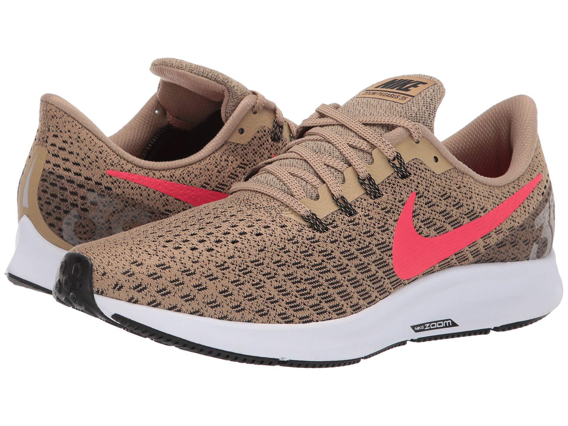4f5cb345908 Nike. Air Zoom Pegasus 35 (light Silver dark Stucco twilight Marsh) Men s  Running Shoes
