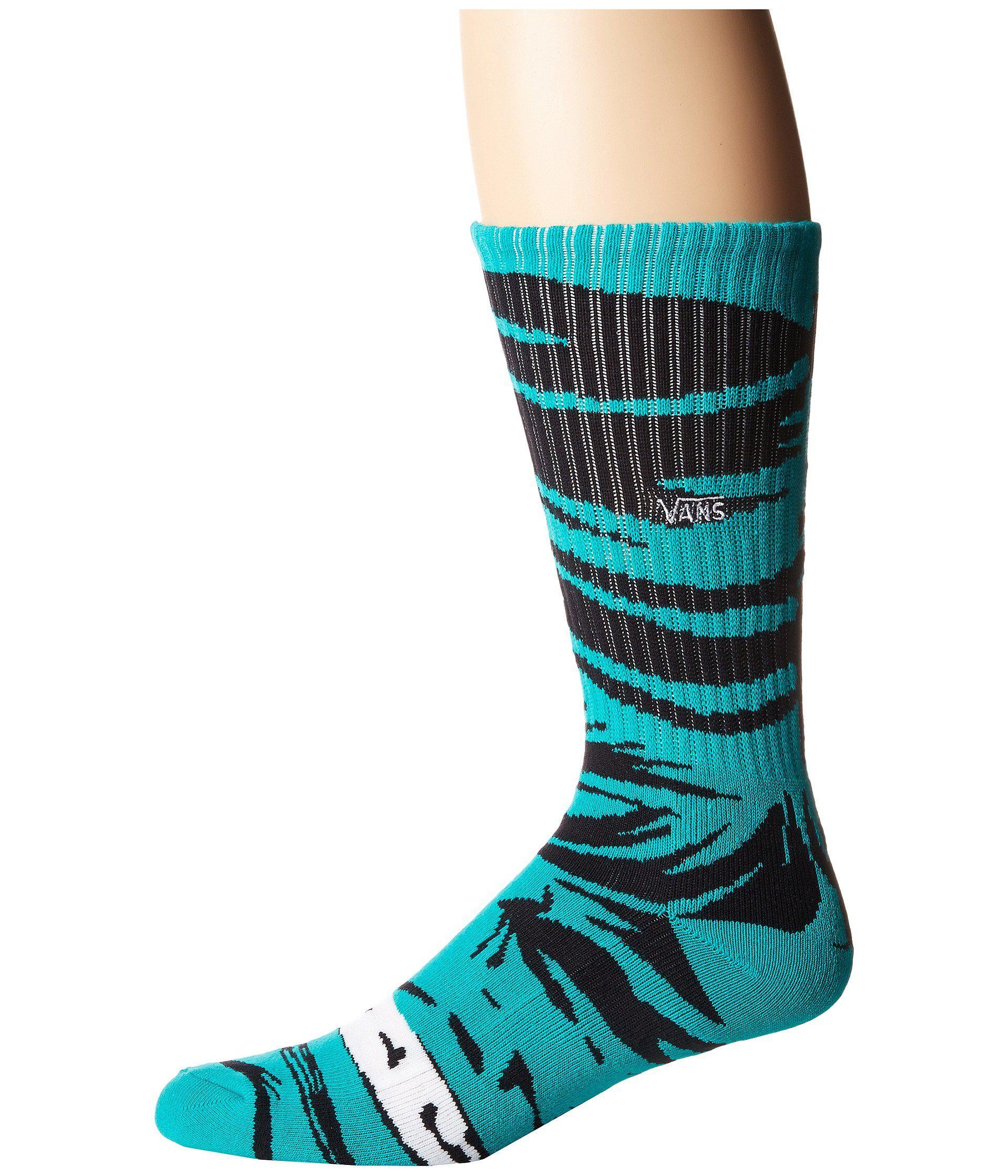 af4375805efce8 Lyst - Vans X Marvel Socks (darkest Spruce) Men s Crew Cut Socks ...