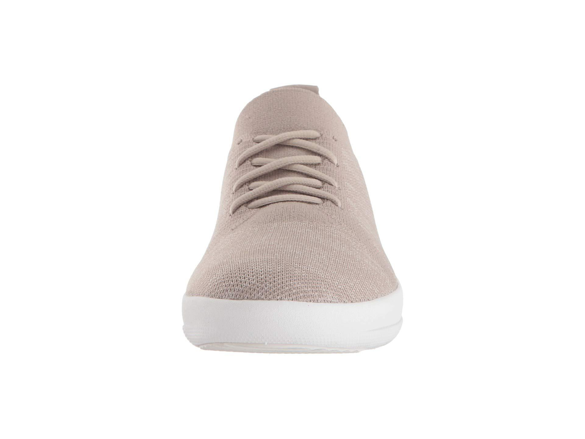 74dc27191 Fitflop - Multicolor F-sporty Uberknit Sneakers (dark Taupe Mix) Women s  Lace Up. View fullscreen