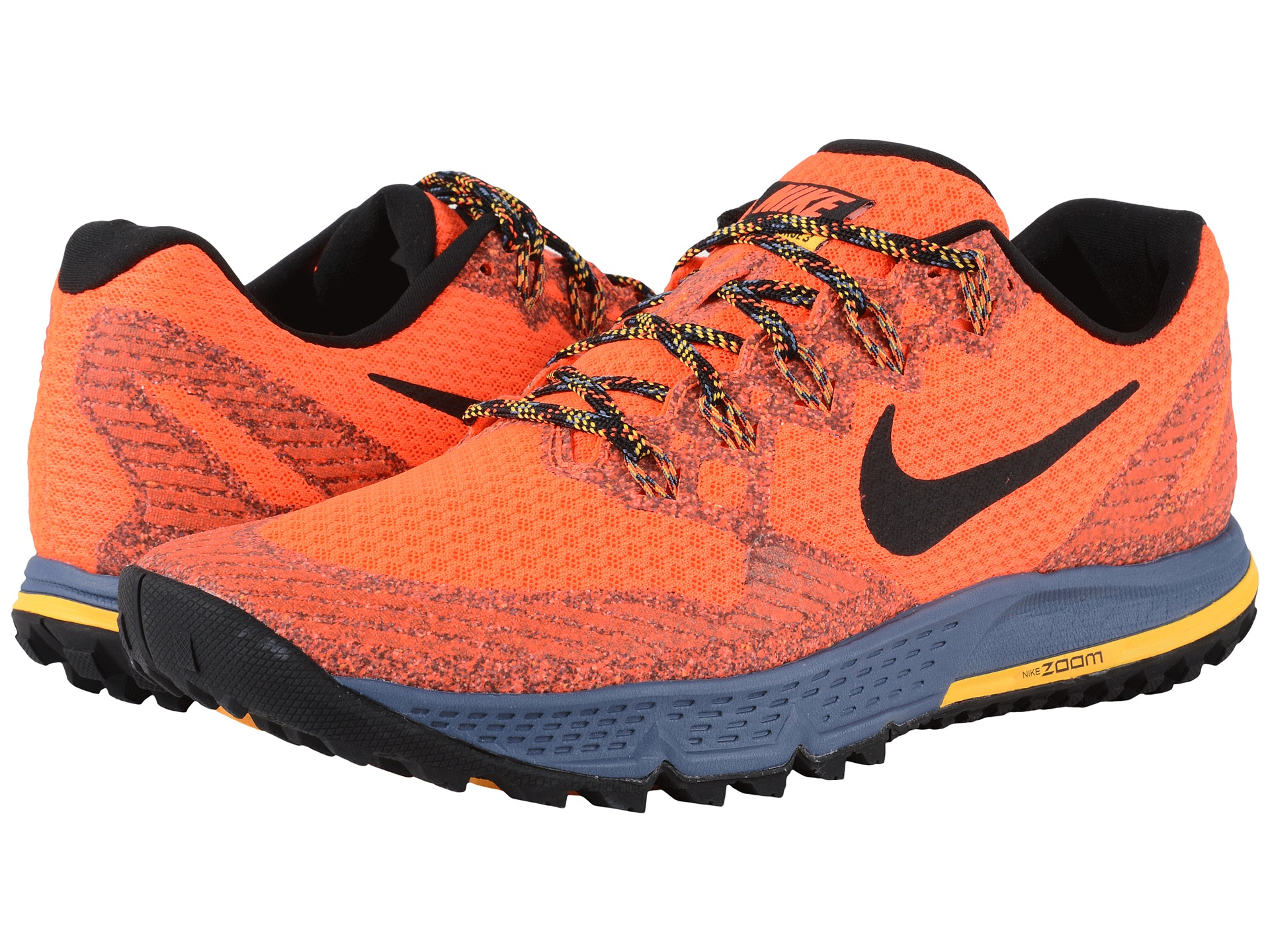 24cbda7bd16d1 Lyst - Nike Air Zoom Wildhorse 3 in Orange for Men