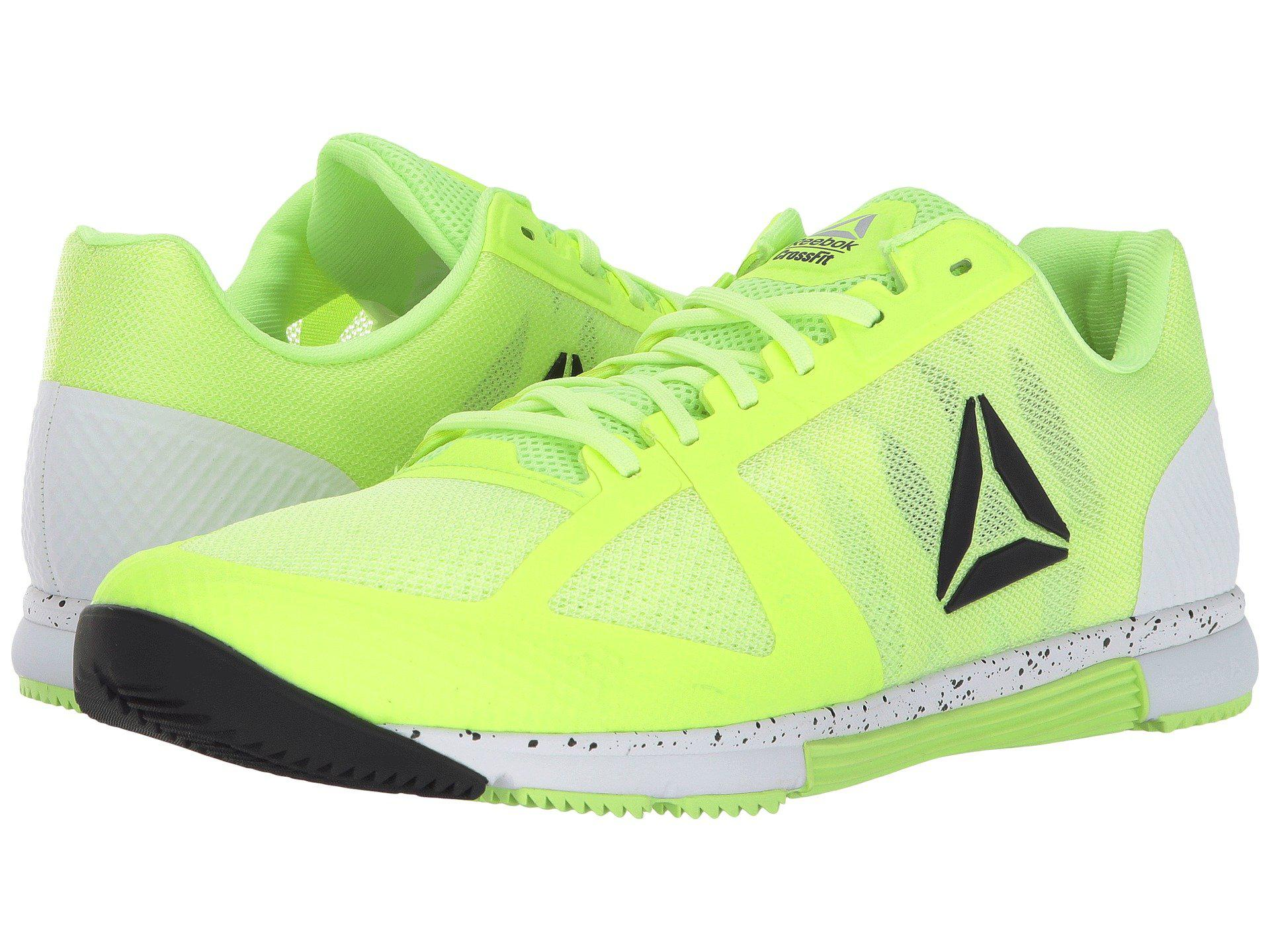 cac03bf6aeb Lyst - Reebok   s R Crossfit Speed Tr 2.0 Gymnastics Shoes in Green
