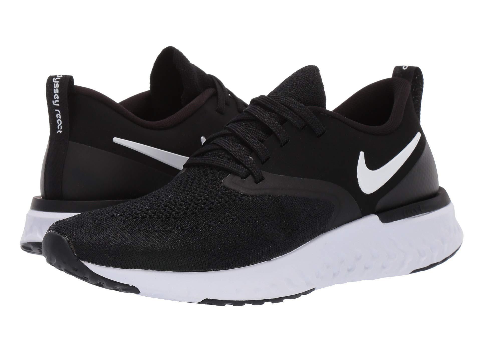 new york a1a19 0f58b Nike. Odyssey React Flyknit 2 (indigo Haze sapphire black iron Purple) ...