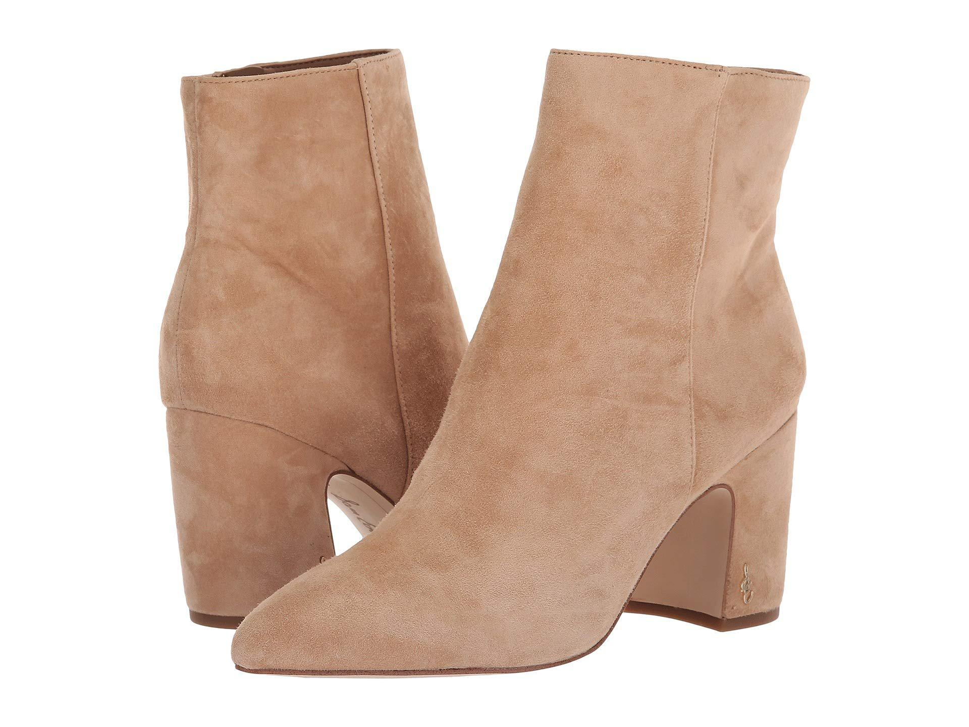 3c6cf3a96 Lyst - Sam Edelman Hilty (black Modena Calf Leather) Women s Shoes ...