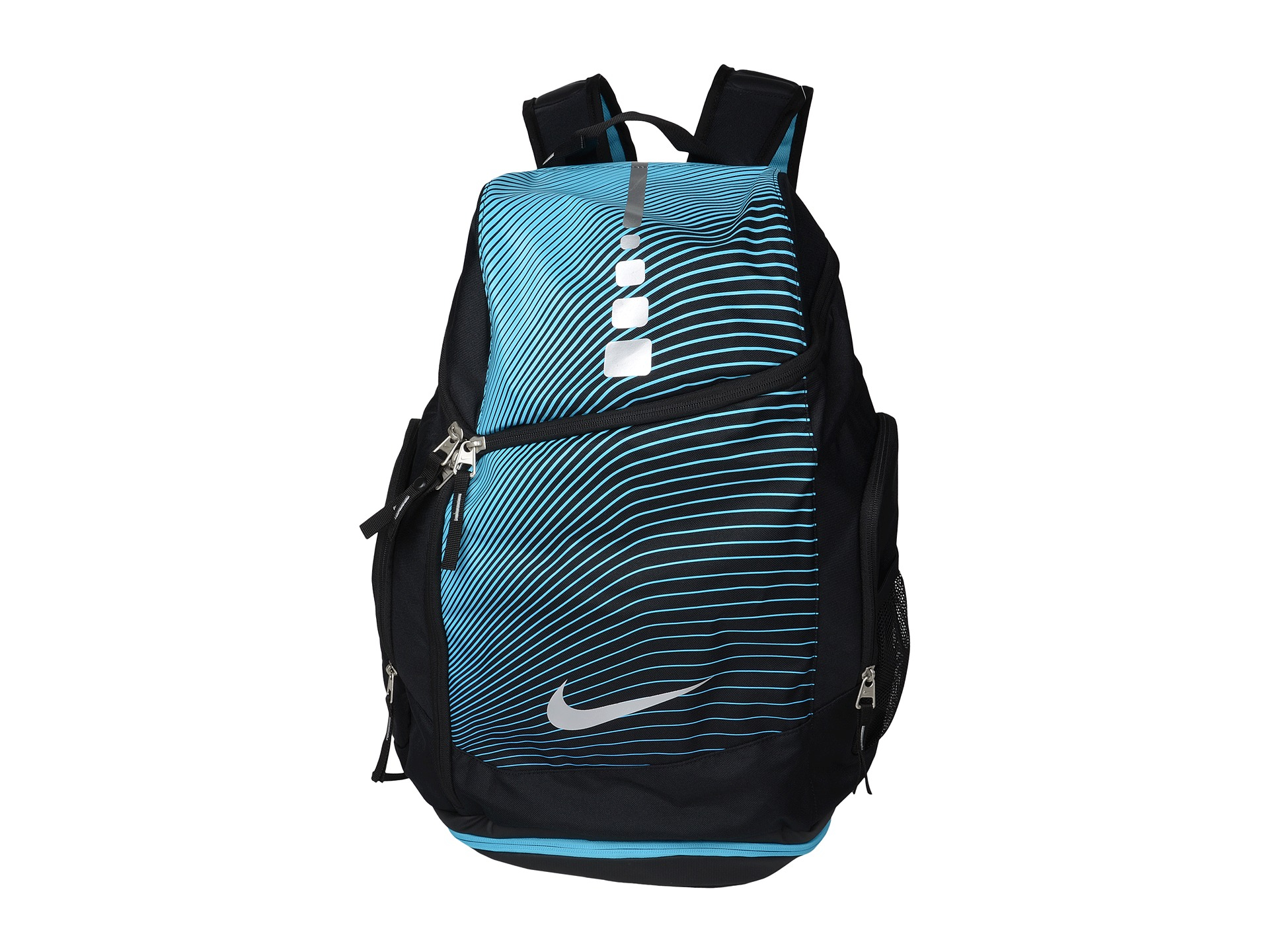 70bb7b41f0f3 Lyst - Nike Hoops Elite Max Air Backpack Gr in Blue for Men