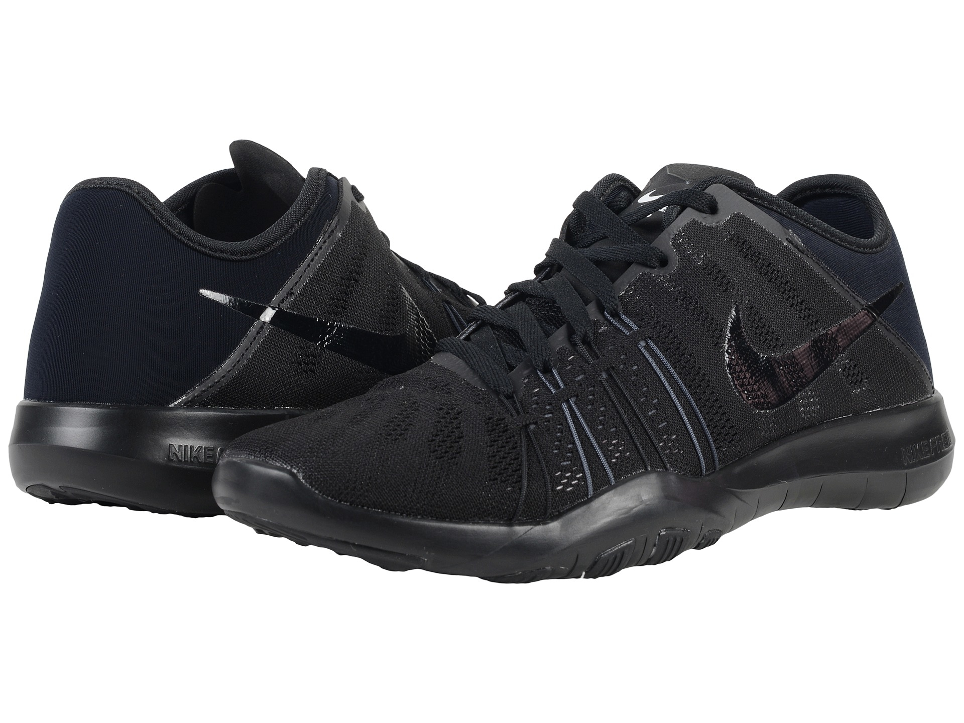 Nike Free Tr 6 In Black For Men Save 36 Lyst