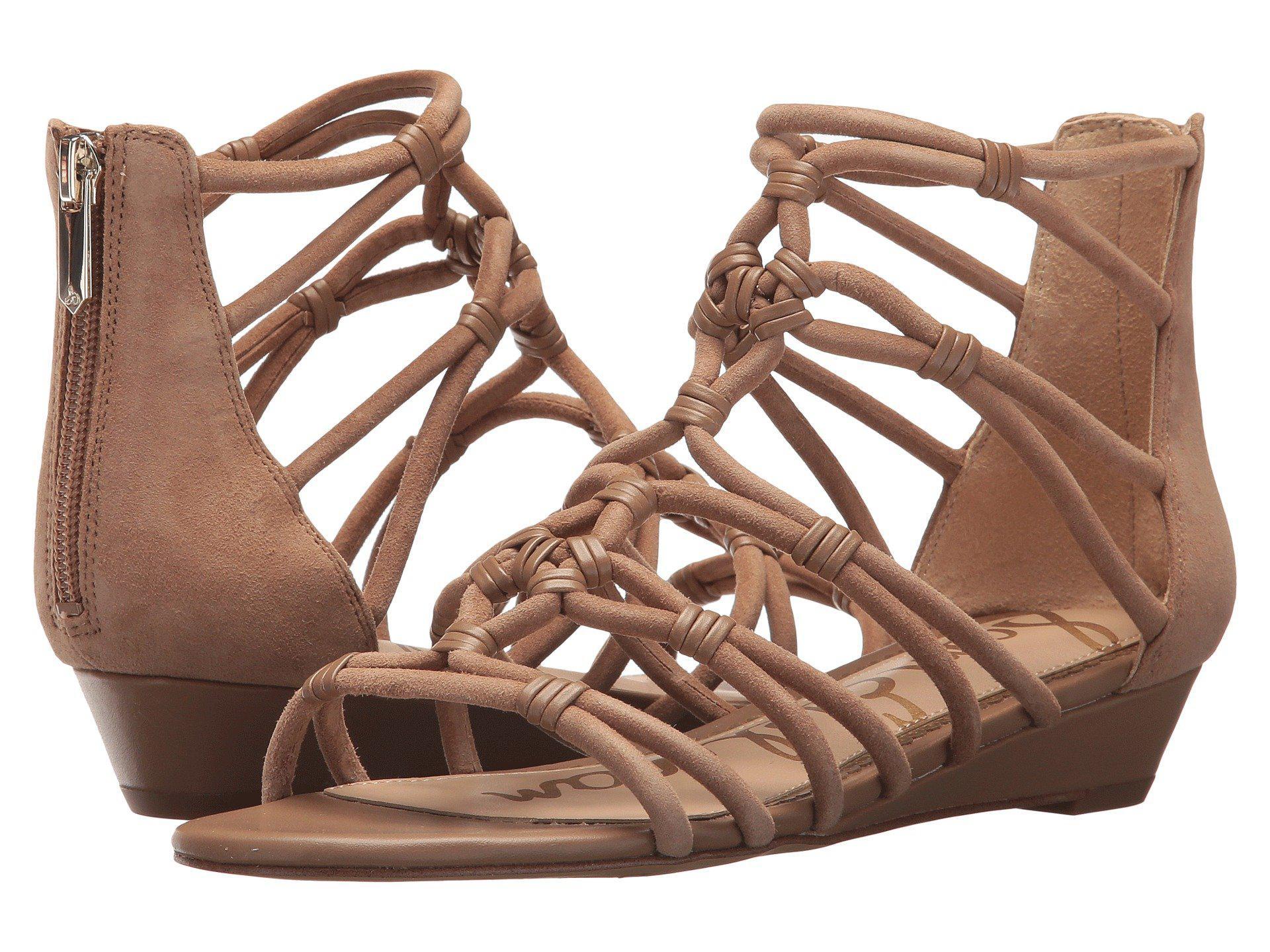Sam Edelman Daryn Leather Sandal NvOHsRO
