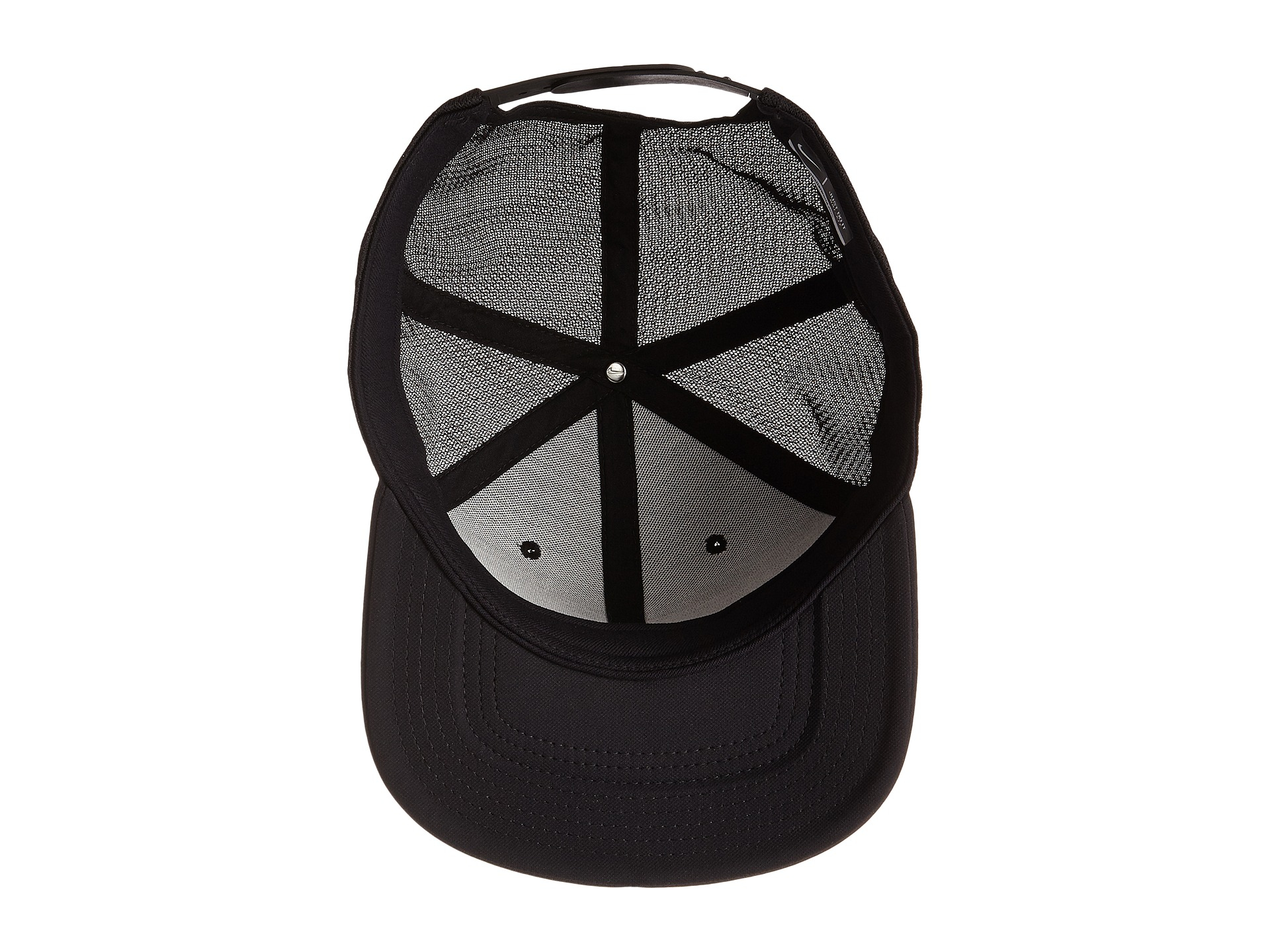 4c55b4b8d9e Lyst - Nike Trail Run Trucker Hat in Black for Men