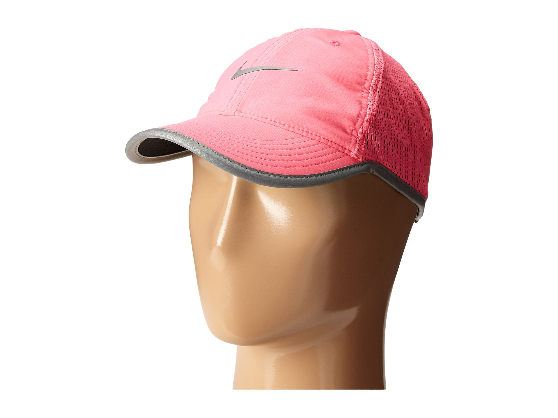 Lyst - Nike Run Knit Mesh Cap in Pink for Men 617cb8d90dd