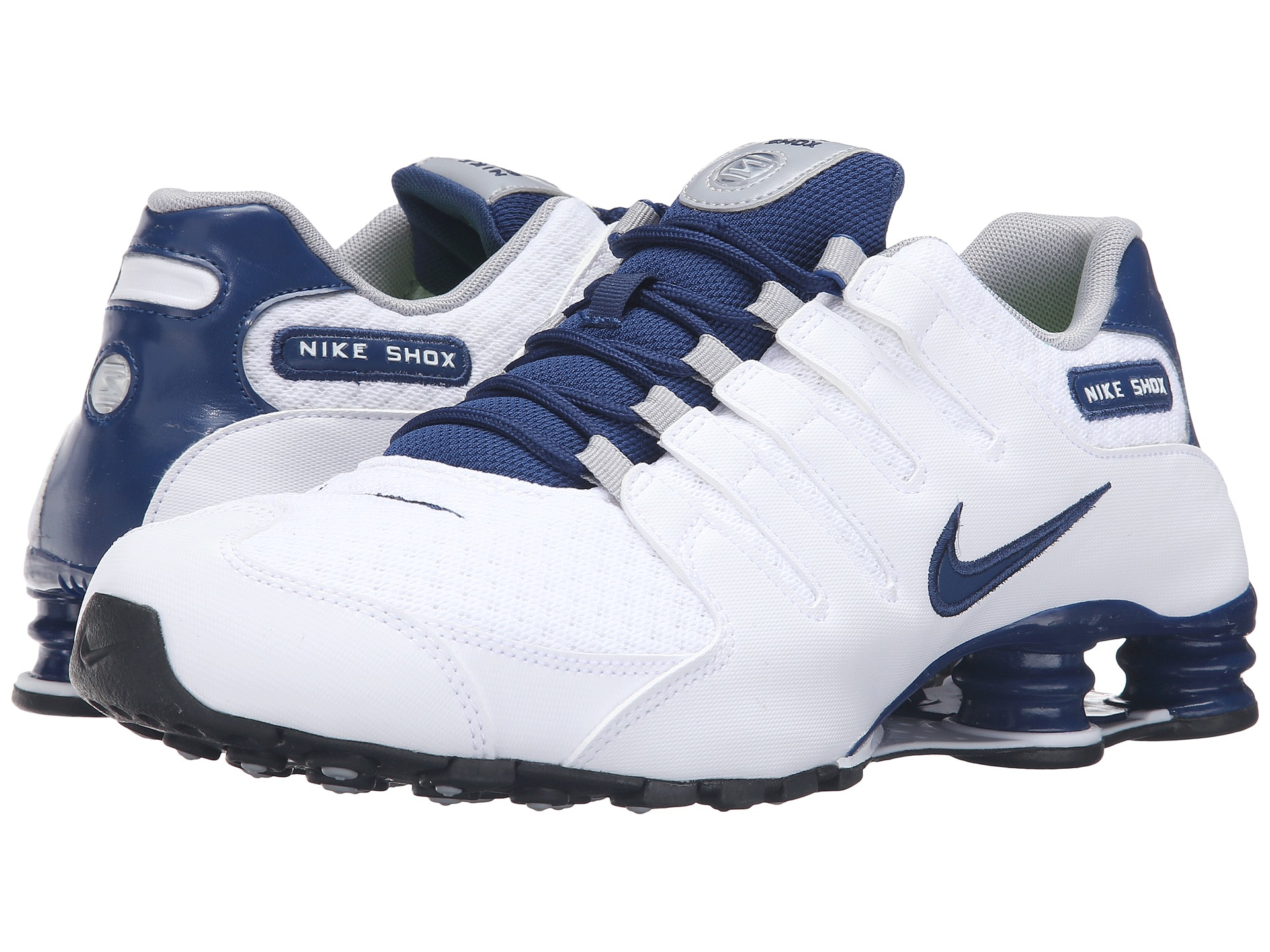 promo code 67c08 fcce8 Nike Shox Nz Se in Blue for Men - Lyst