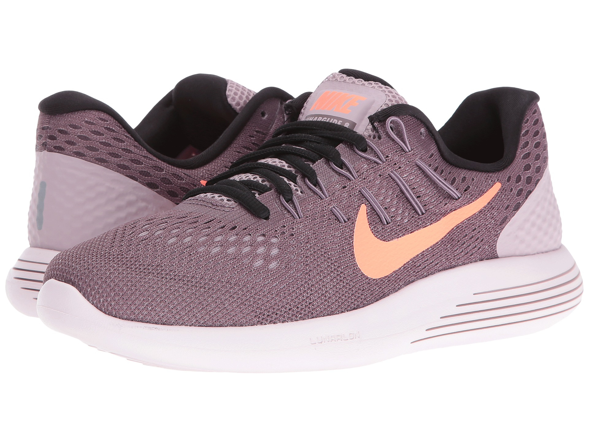 online retailer 2bed8 39434 ... uk lyst nike lunarglide 8 in purple e2859 f83d1 ...