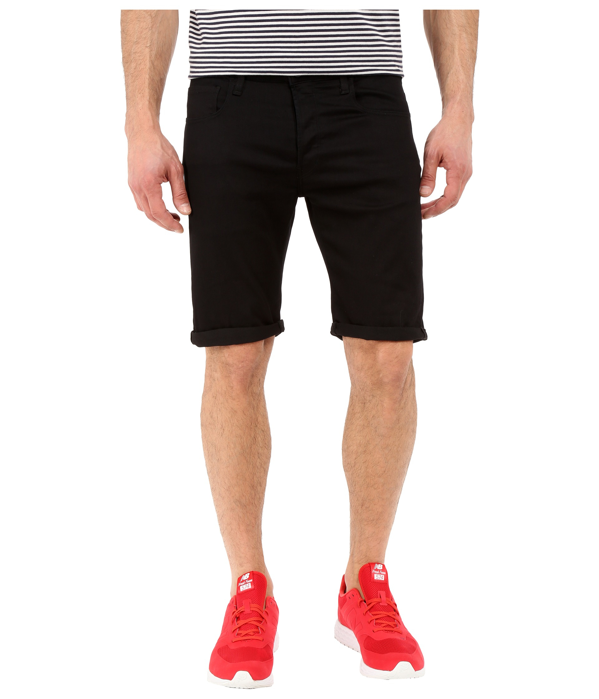 Mens 3301 Deconstructed Shorts G-Star