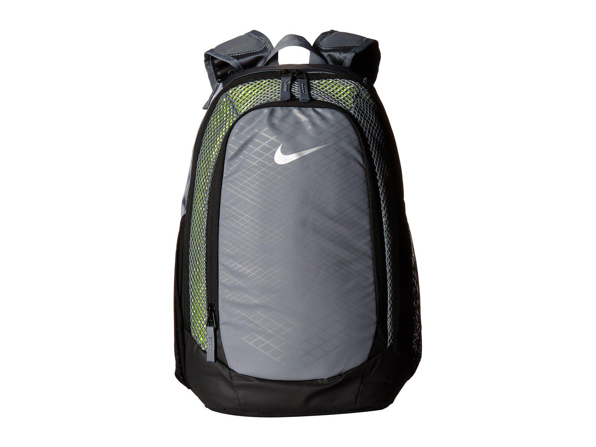 c102fc99306a Lyst - Nike Vapor Speed Training Backpack (black volt metallic ...