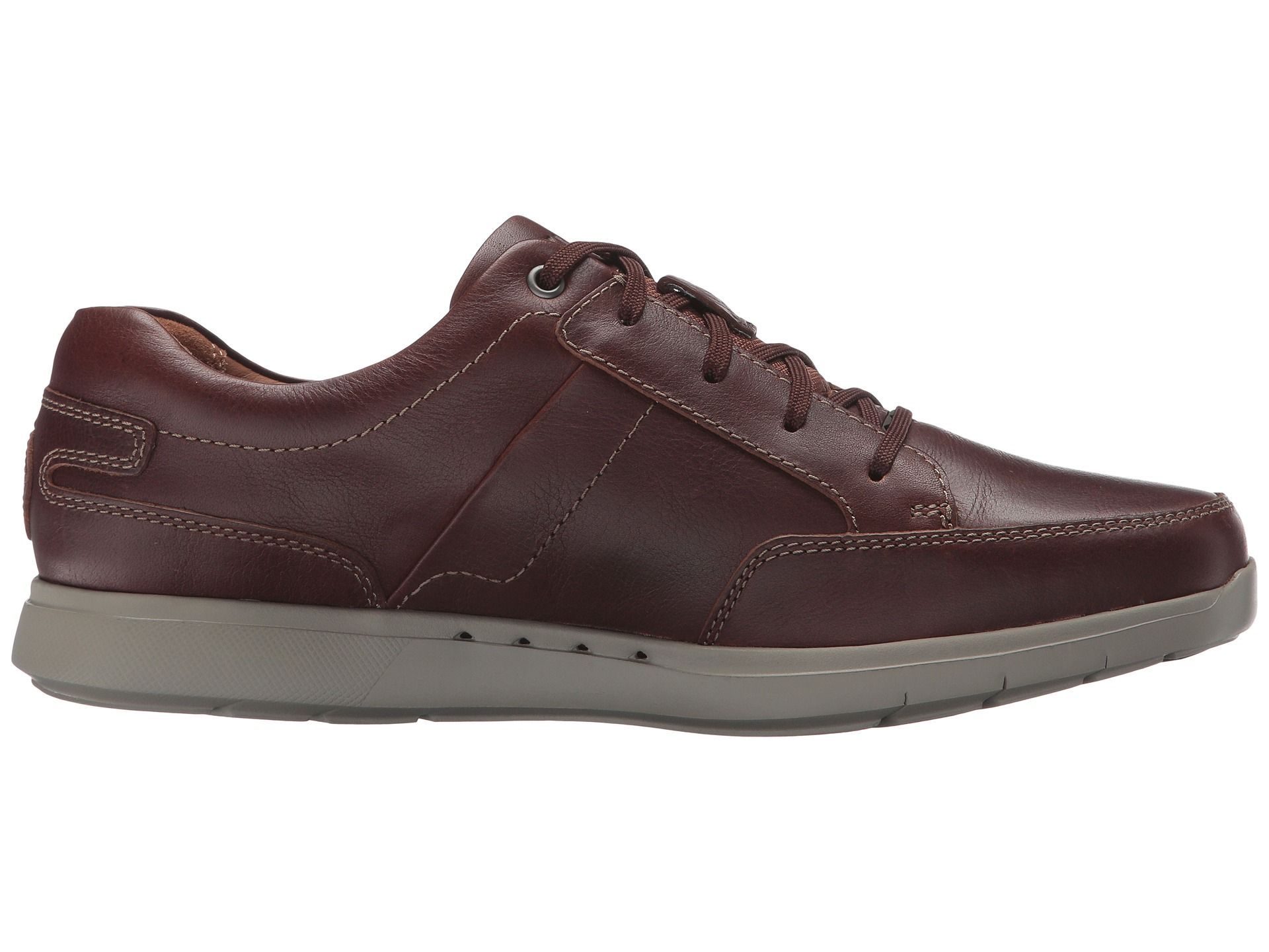 Evisu Brown Men S Casual Shoes