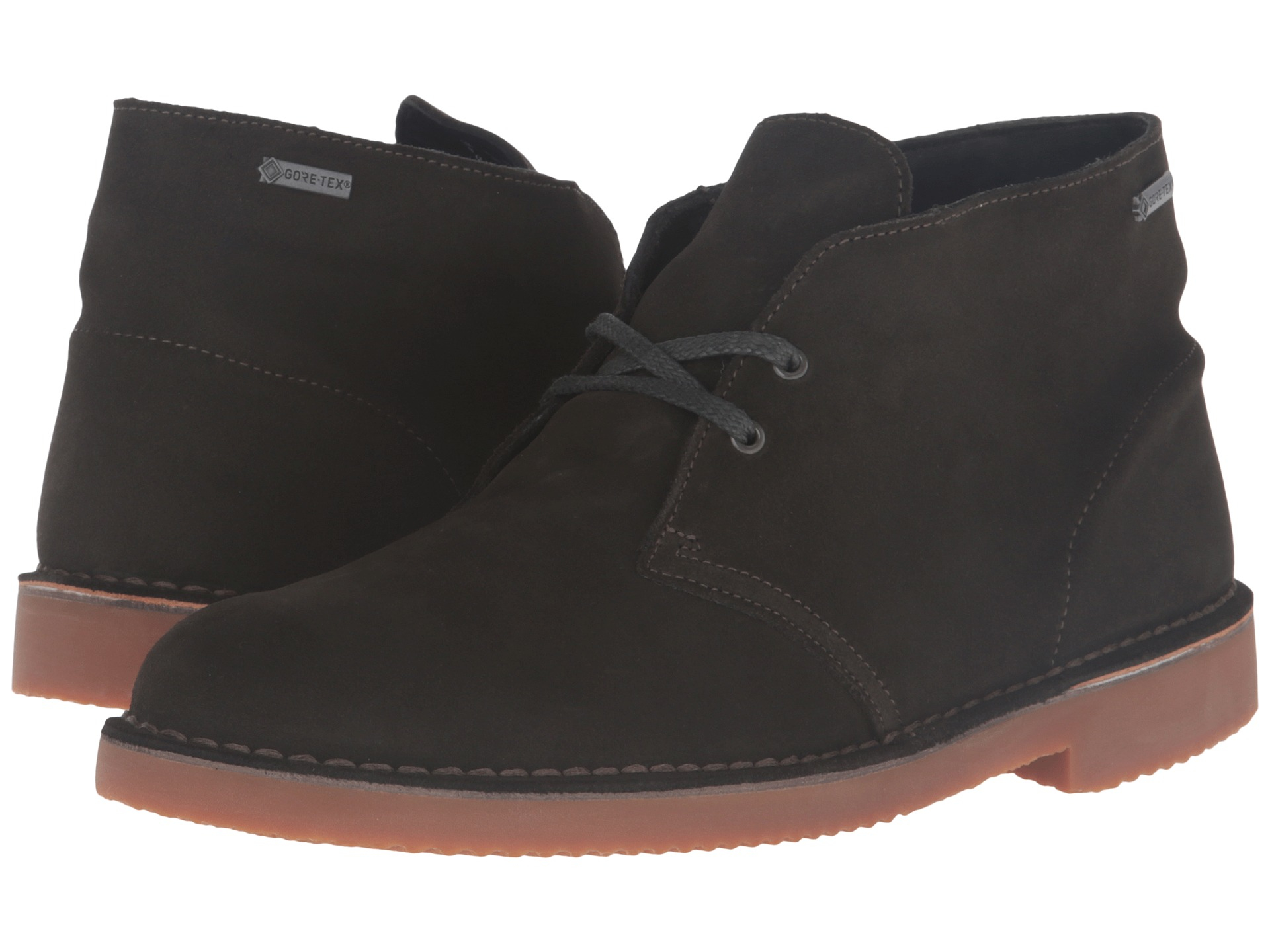 CLARK'S ORIGINALS DESERT BOOT III 217 BROWN SUEDE