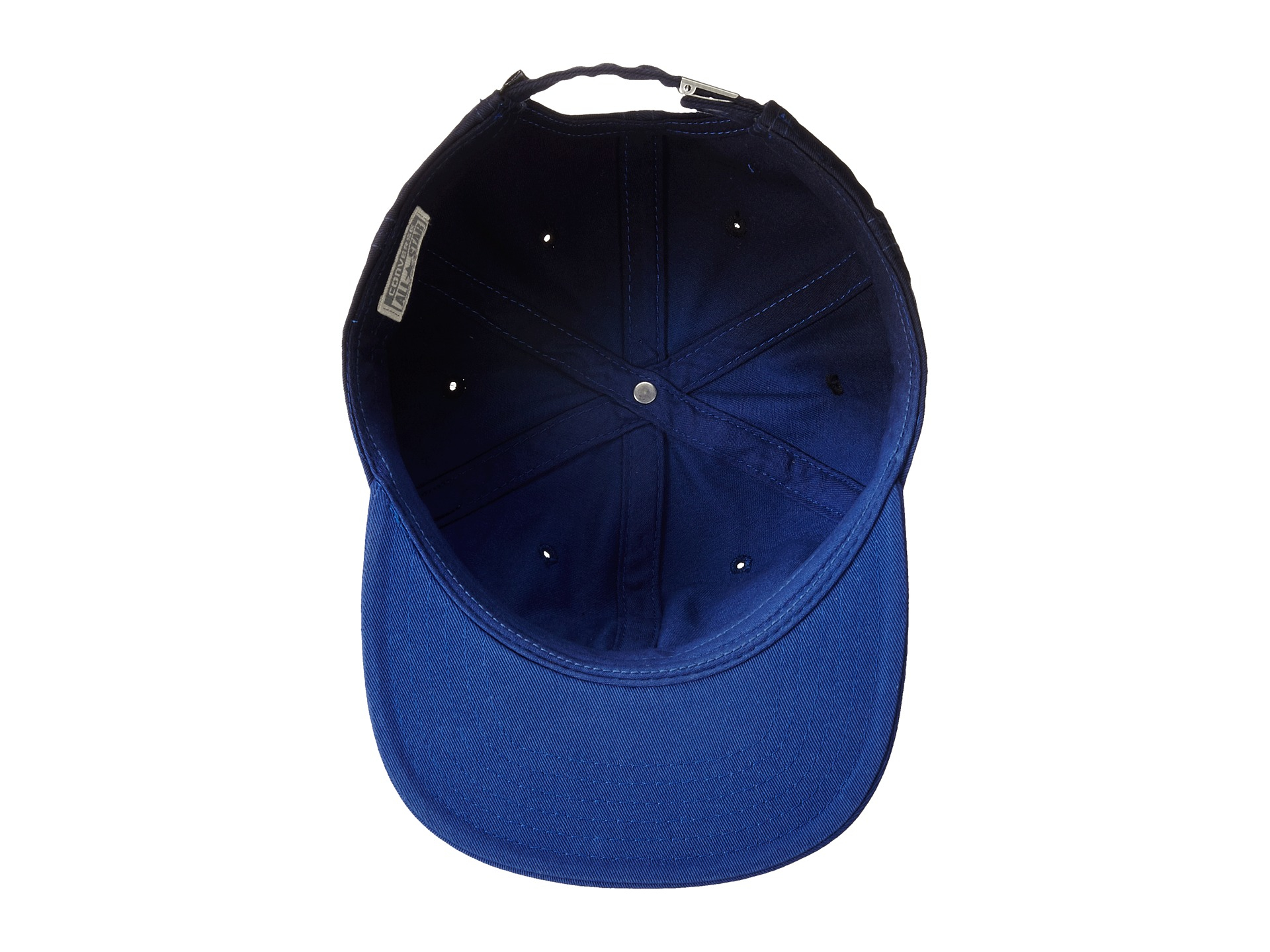 809d7d66b67 Lyst - Converse Gradient Wash Deconstruct Hat in Blue for Men
