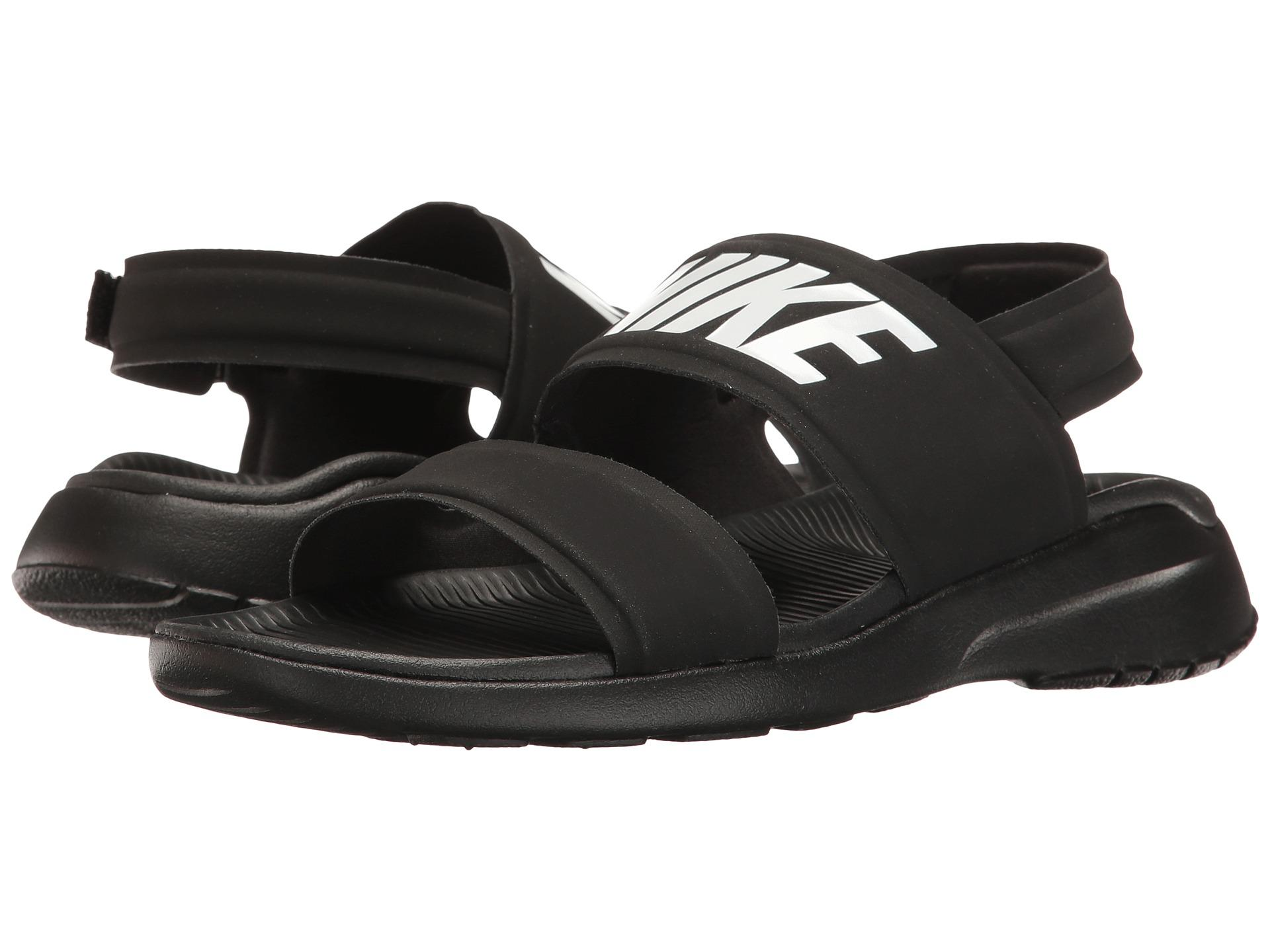 66200358aa70 ... discount nike tanjun sandal in black for men lyst. gallery ceb4a d05f4  ...