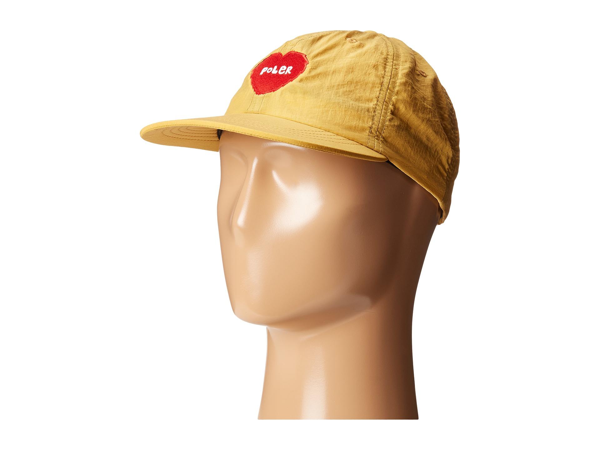 63e4684796f Lyst - Poler Furry Heart Nylon Floppy Hat for Men