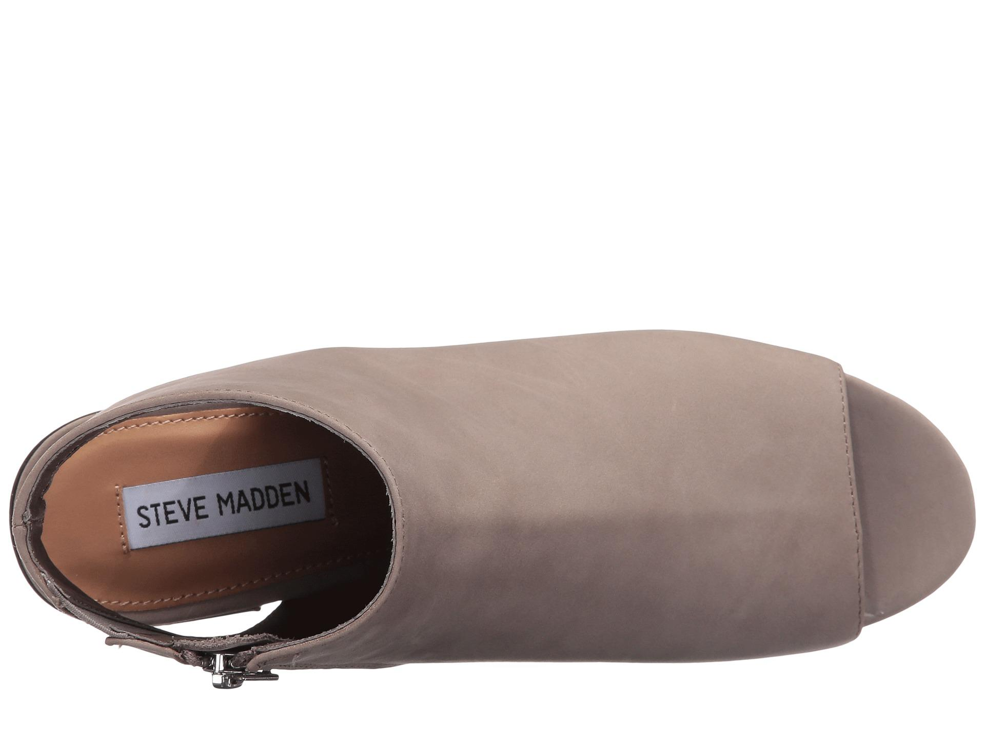 92713d1ccad Lyst - Steve Madden Rico in Gray