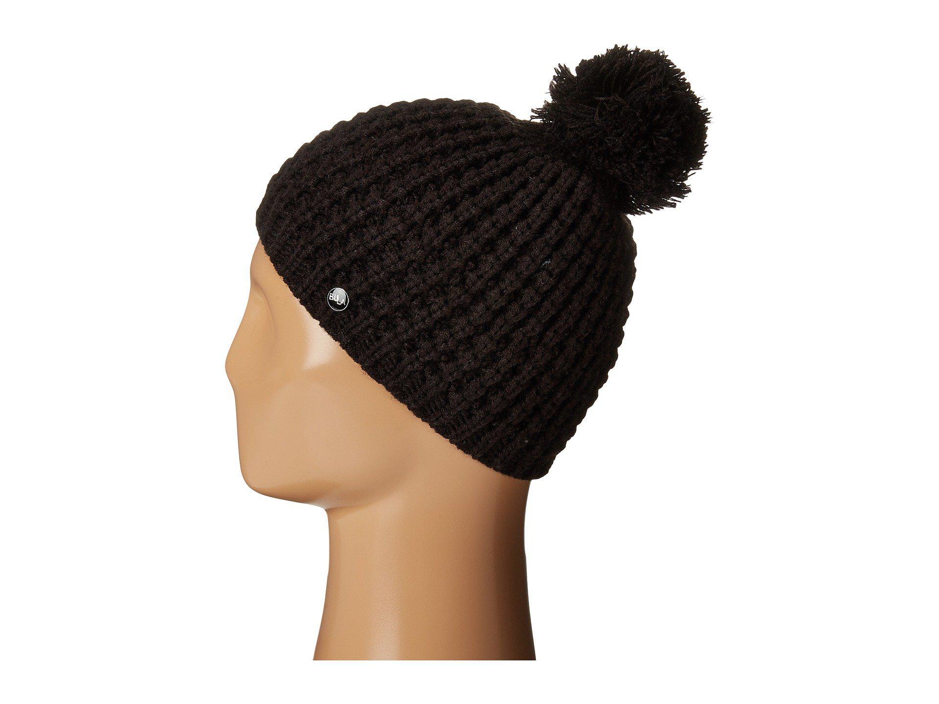 2563a82692736 Lyst - Bula Nicole Beanie (black) Beanies in Black