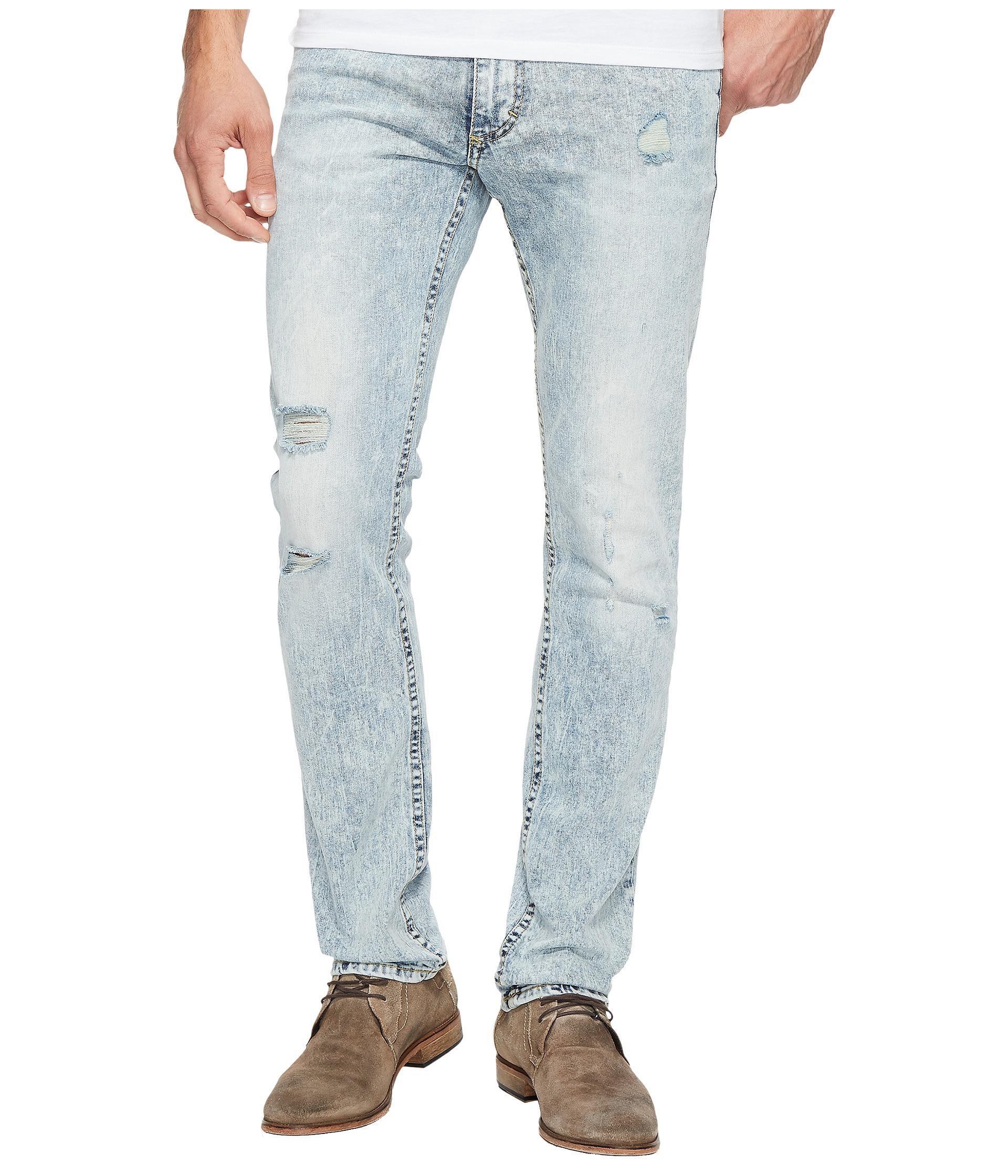 Lyst - Calvin Klein Jeans Slim Fit In Salt Water Indigo Wash in Blue ... eae0c97c119