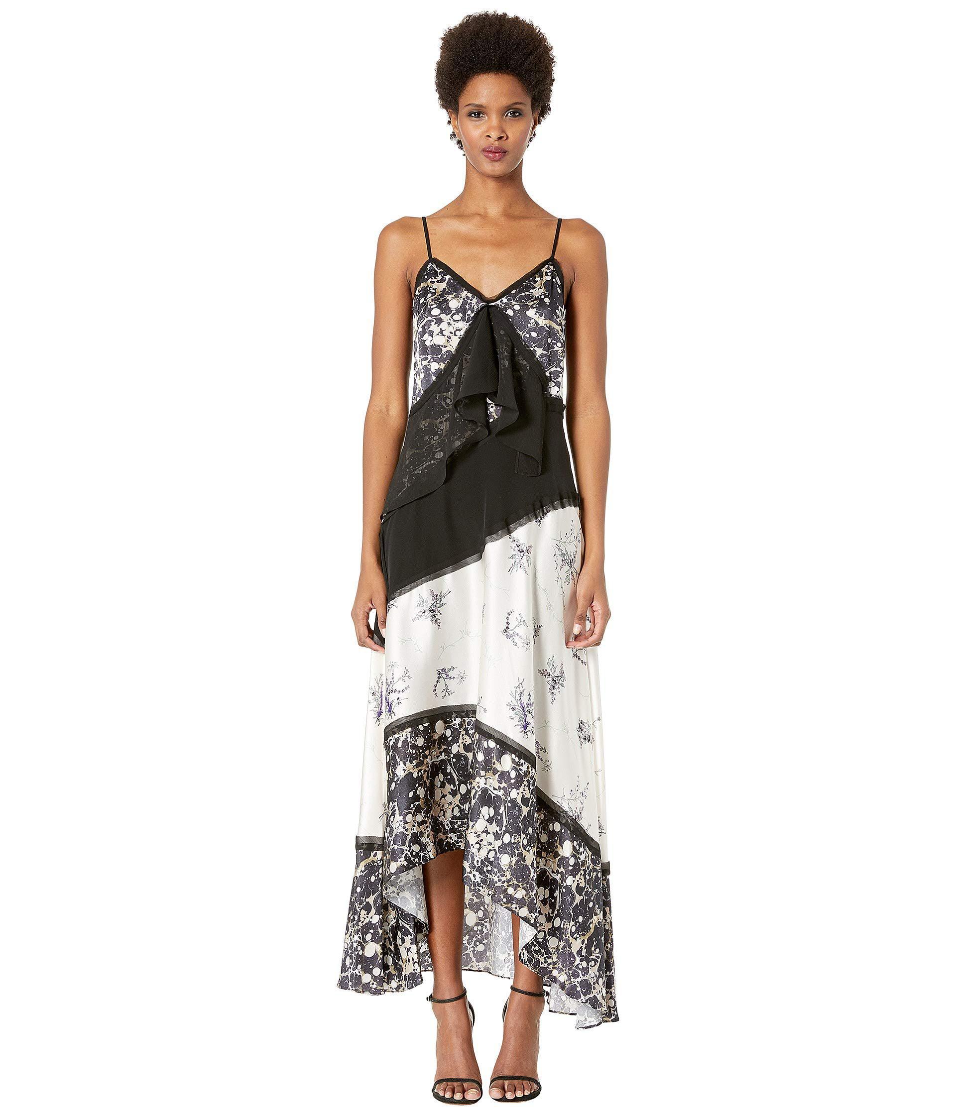 42e00a15c3dd Lyst - Jason Wu Winter Floral marble Dress (multi) Women s Dress in ...