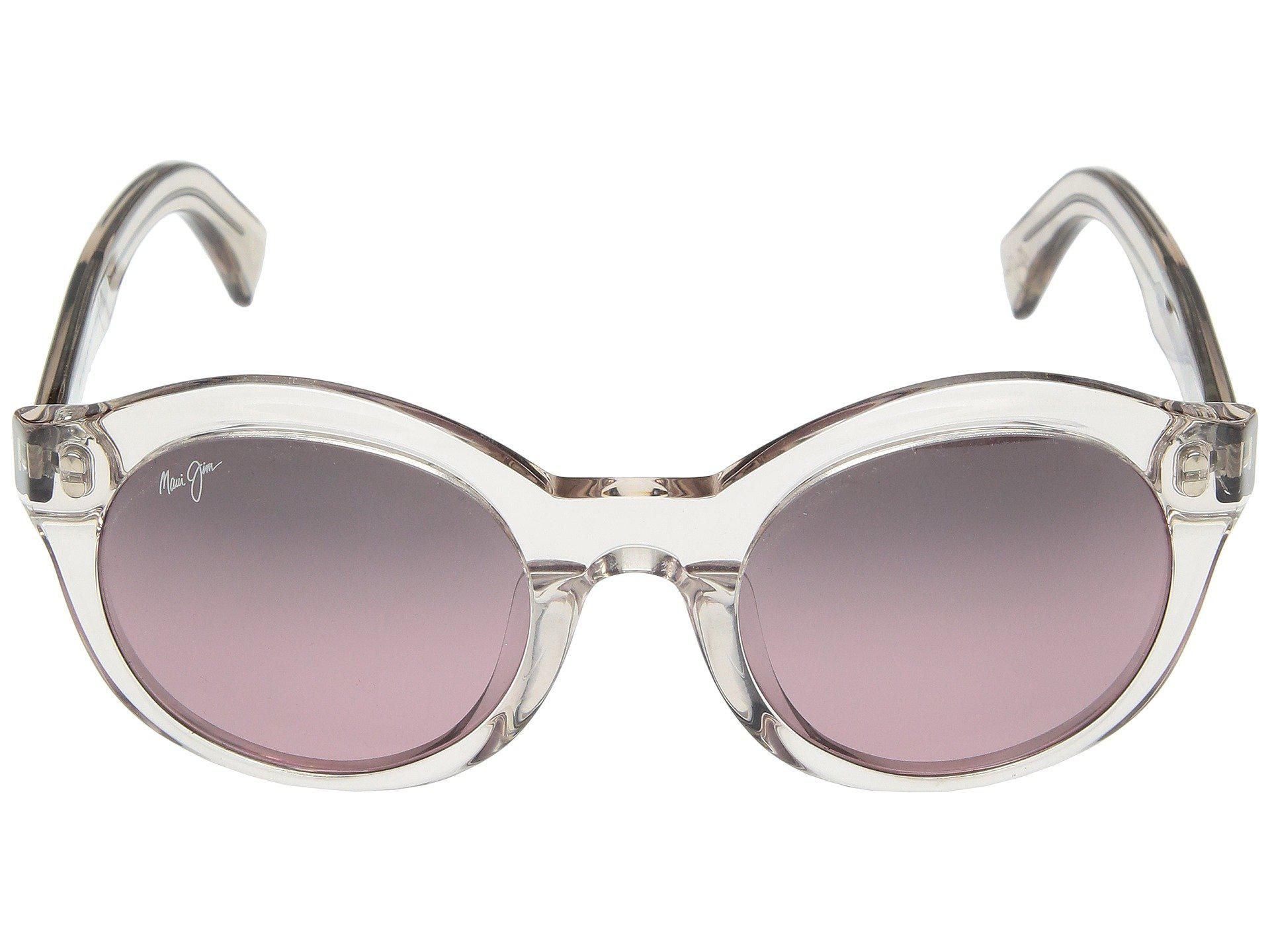 042b89c9c19 Lyst - Maui Jim Jasmine (crystal hint Of Pink maui Rose) Athletic ...