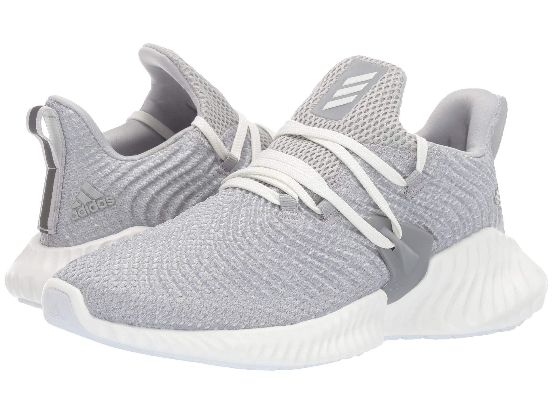 huge discount f8883 915ce adidas Originals. Gray Alphabounce Instinct (grey Twocloud Whitegrey  Three) Womens Shoes