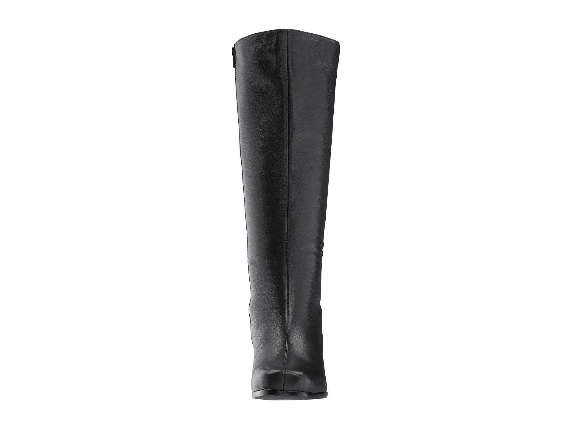 fde4c0e5fe9 David Tate - Tacoma Extra Wide Shaft (black) Women s Shoes - Lyst. View  fullscreen