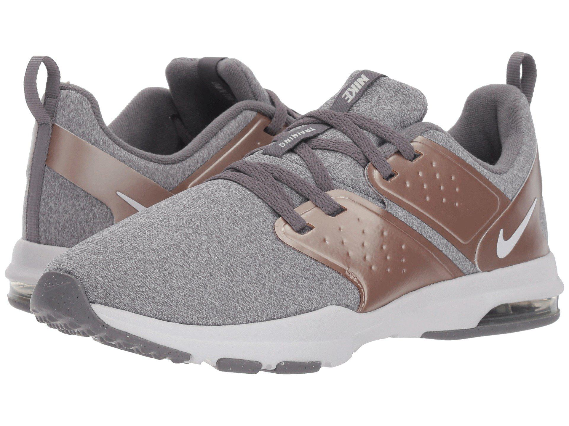 7cc2fd445af2b Nike Air Bella Tr Prm (gunsmoke/vast Grey/diffused Taupe) Women's ...